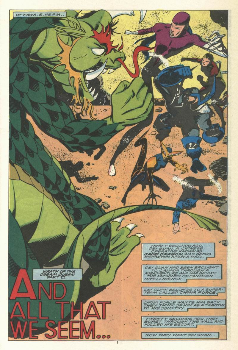 Read online Alpha Flight (1983) comic -  Issue #69 - 3