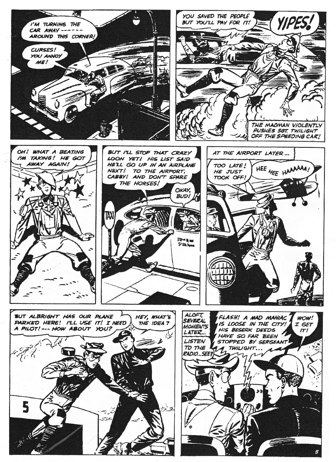 Read online Men of Mystery Comics comic -  Issue #83 - 134