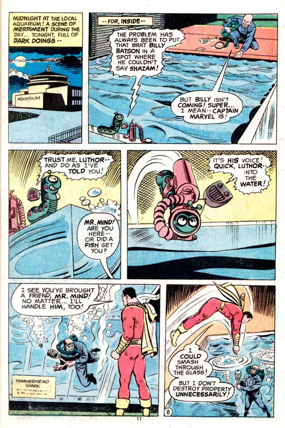 Read online Shazam! (1973) comic -  Issue #15 - 11