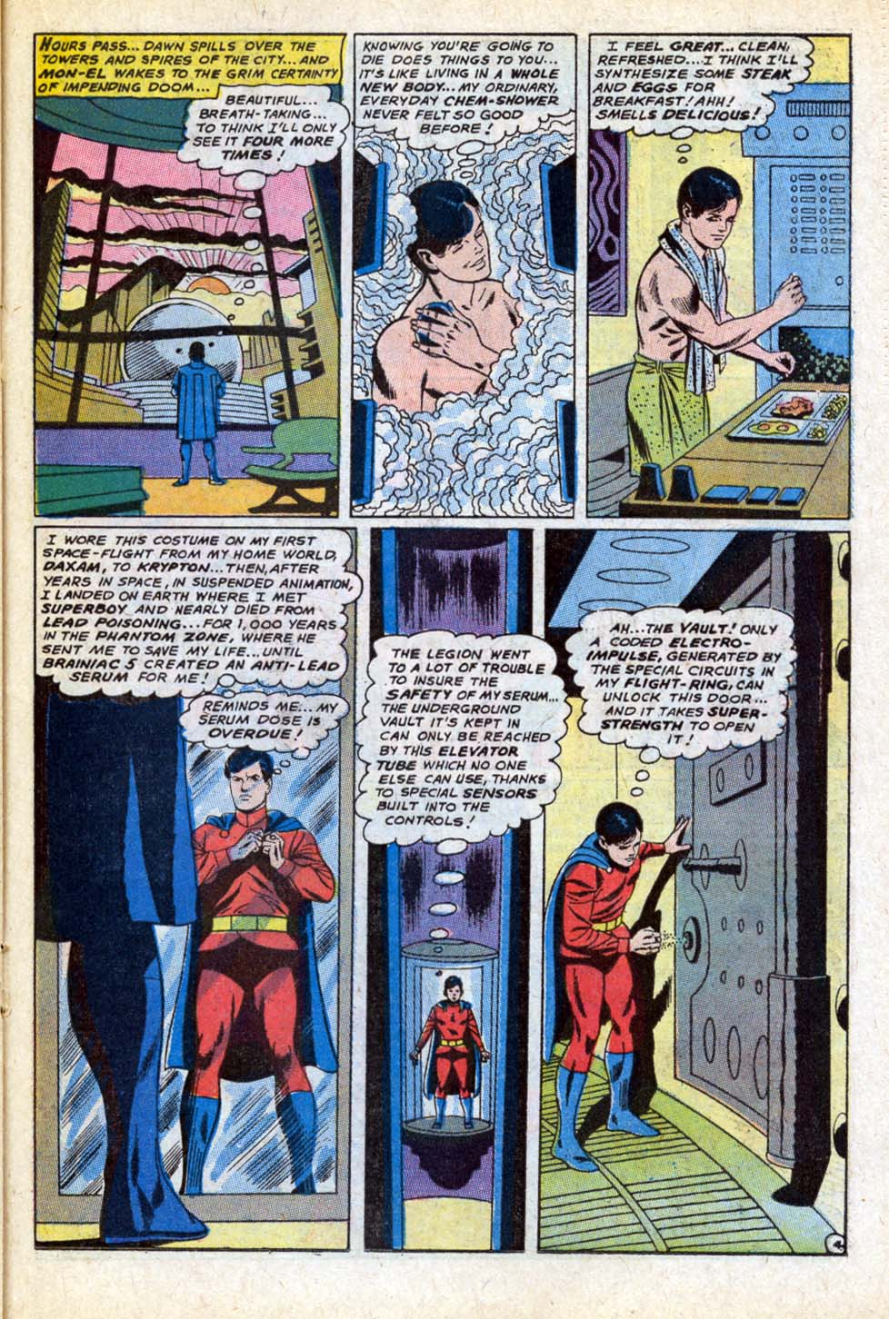 Read online Action Comics (1938) comic -  Issue #384 - 23