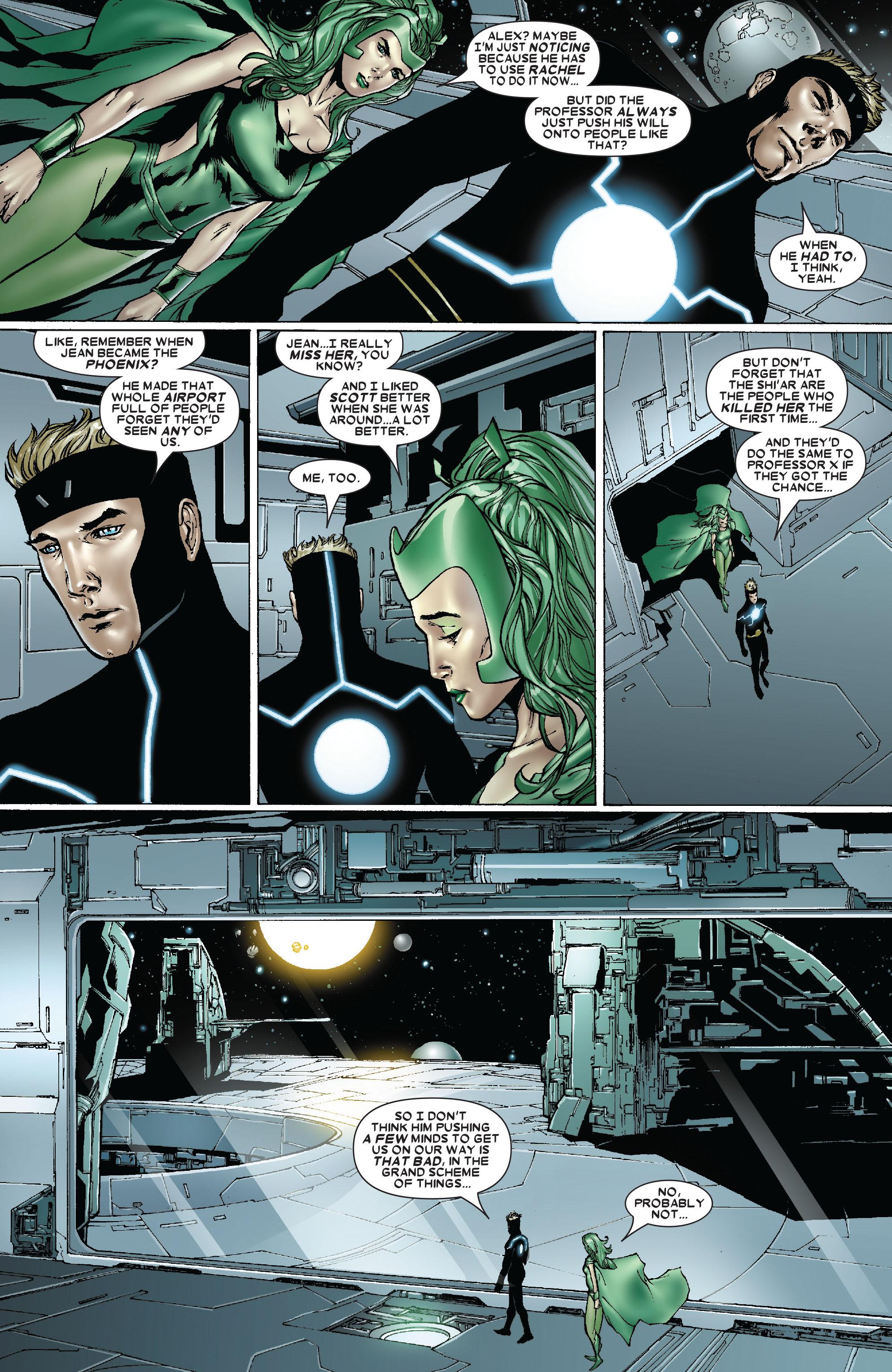Read online Uncanny X-Men (1963) comic -  Issue #478 - 6
