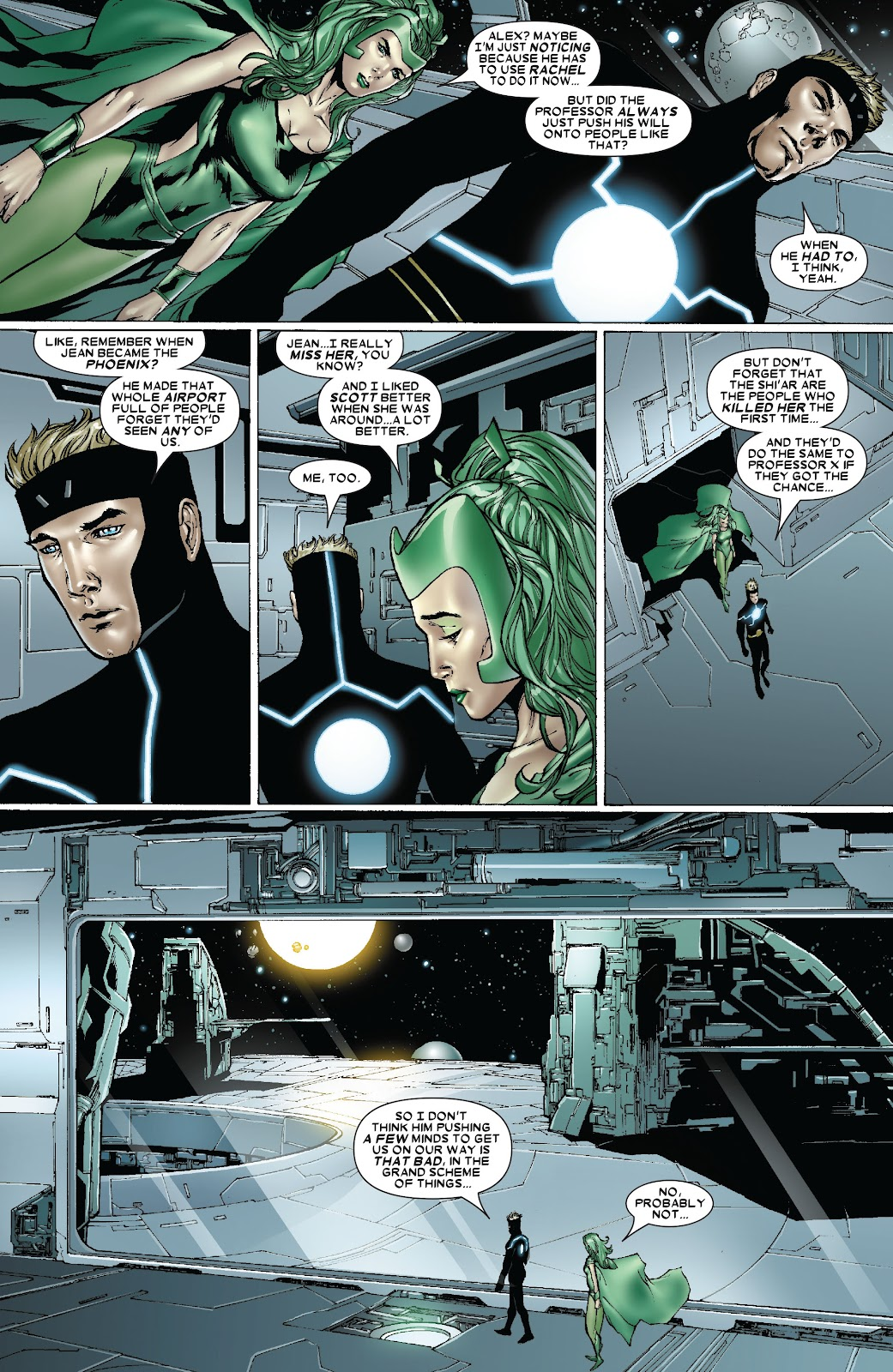 Uncanny X-Men (1963) issue 478 - Page 6