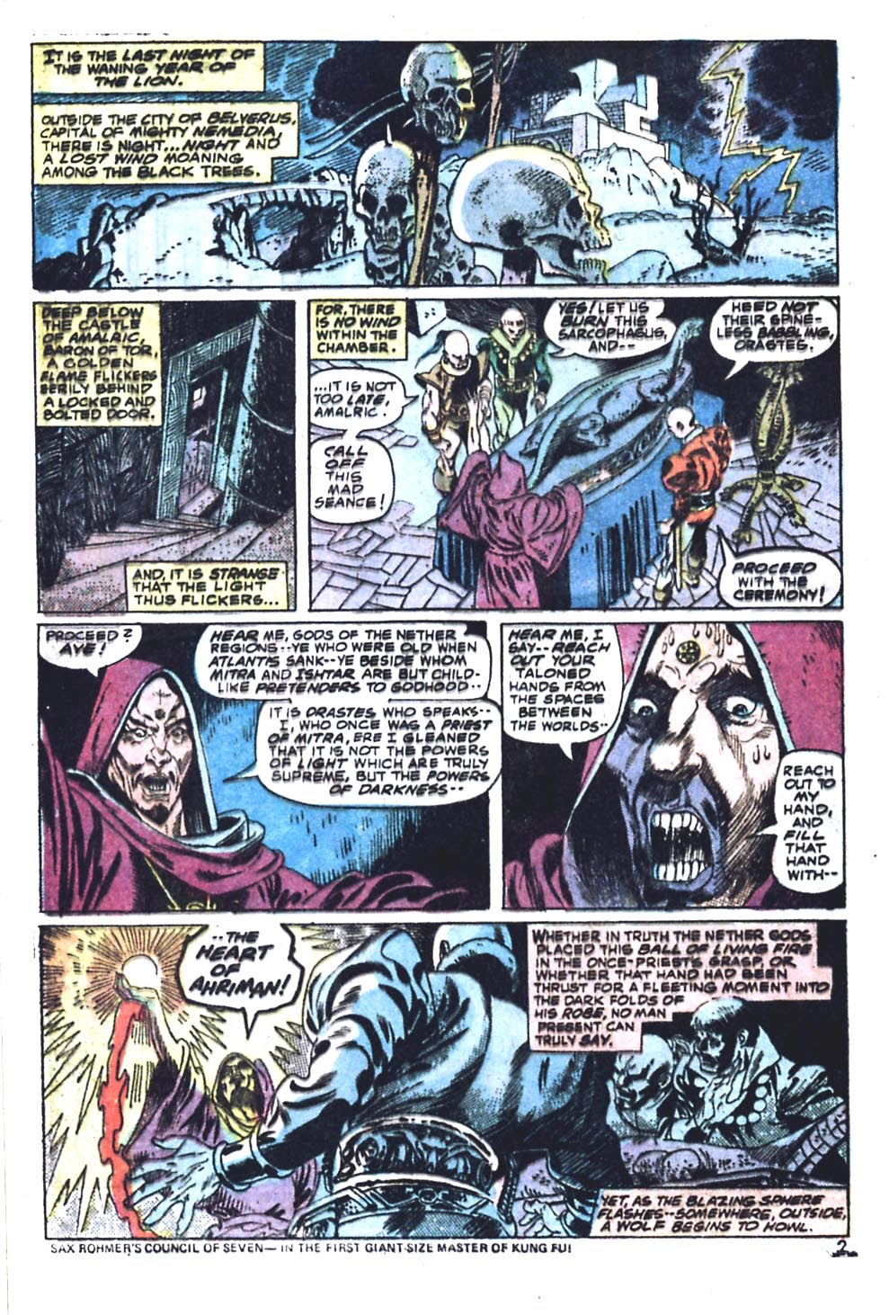Giant-Size Conan issue 1 - Page 3