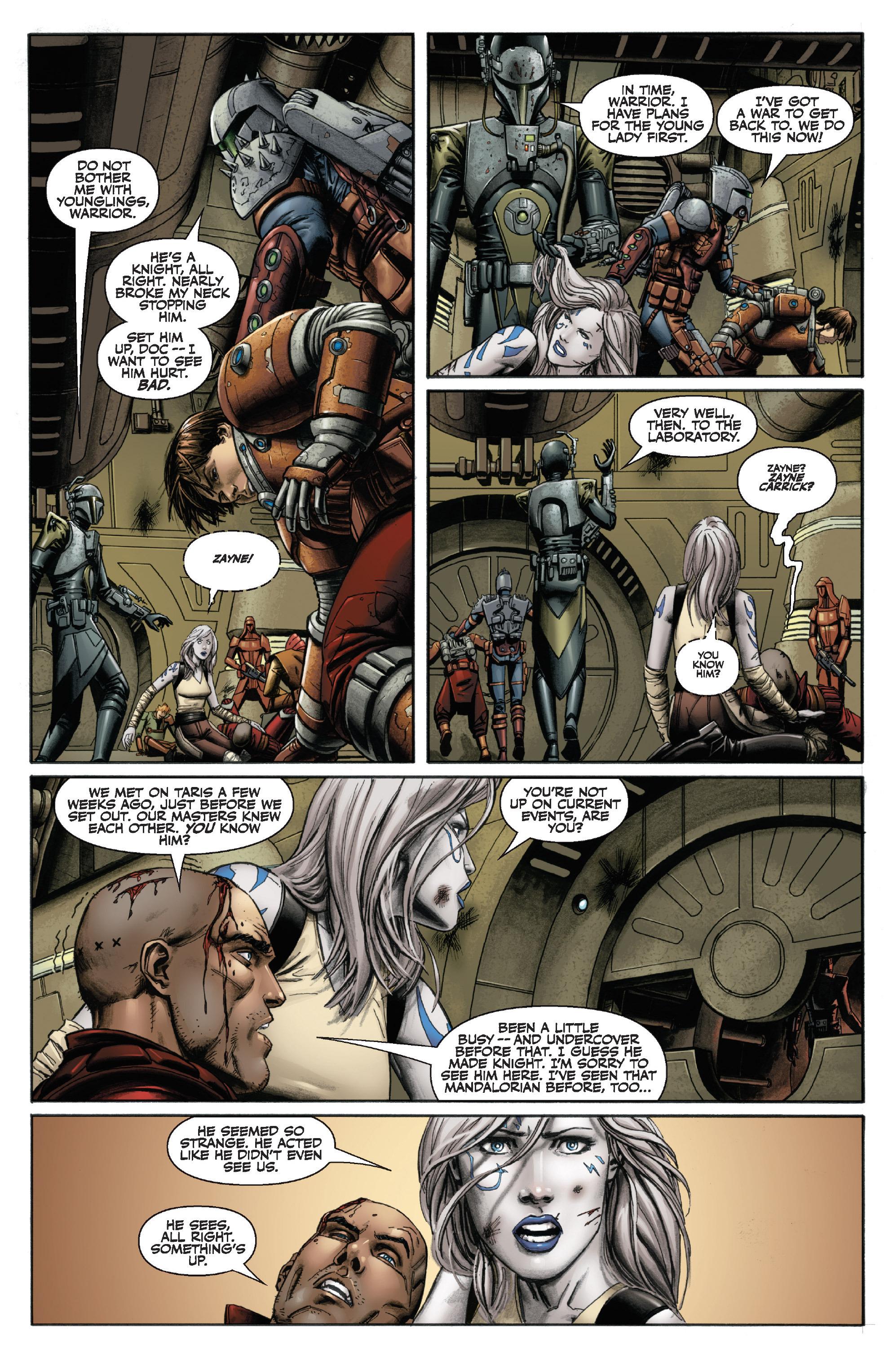 Read online Star Wars Omnibus comic -  Issue # Vol. 29 - 191