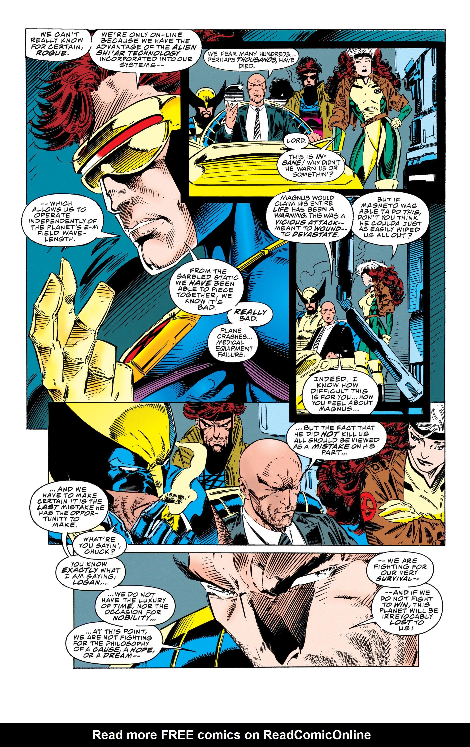 X-Men (1991) 25 Page 11