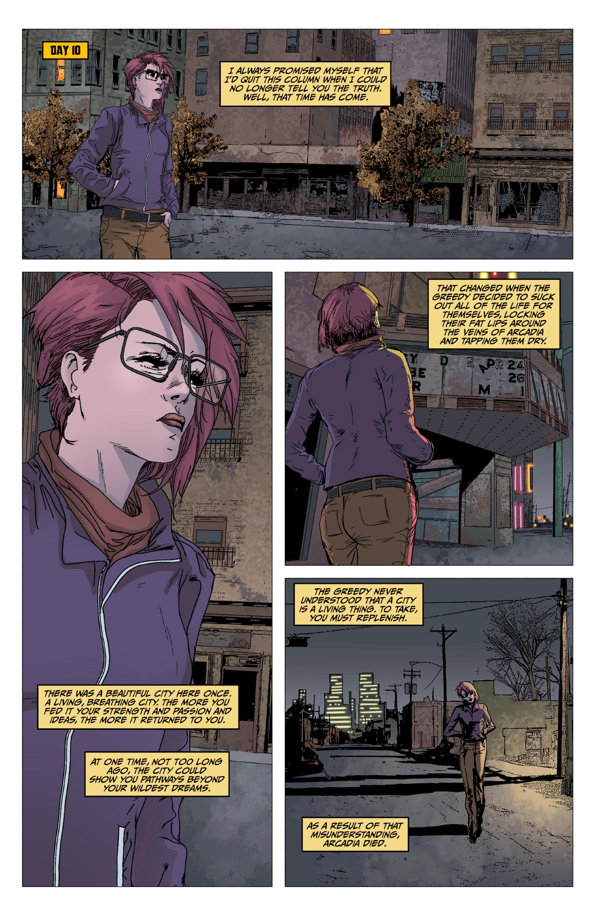 Read online X: Big Bad comic -  Issue # Full - 122