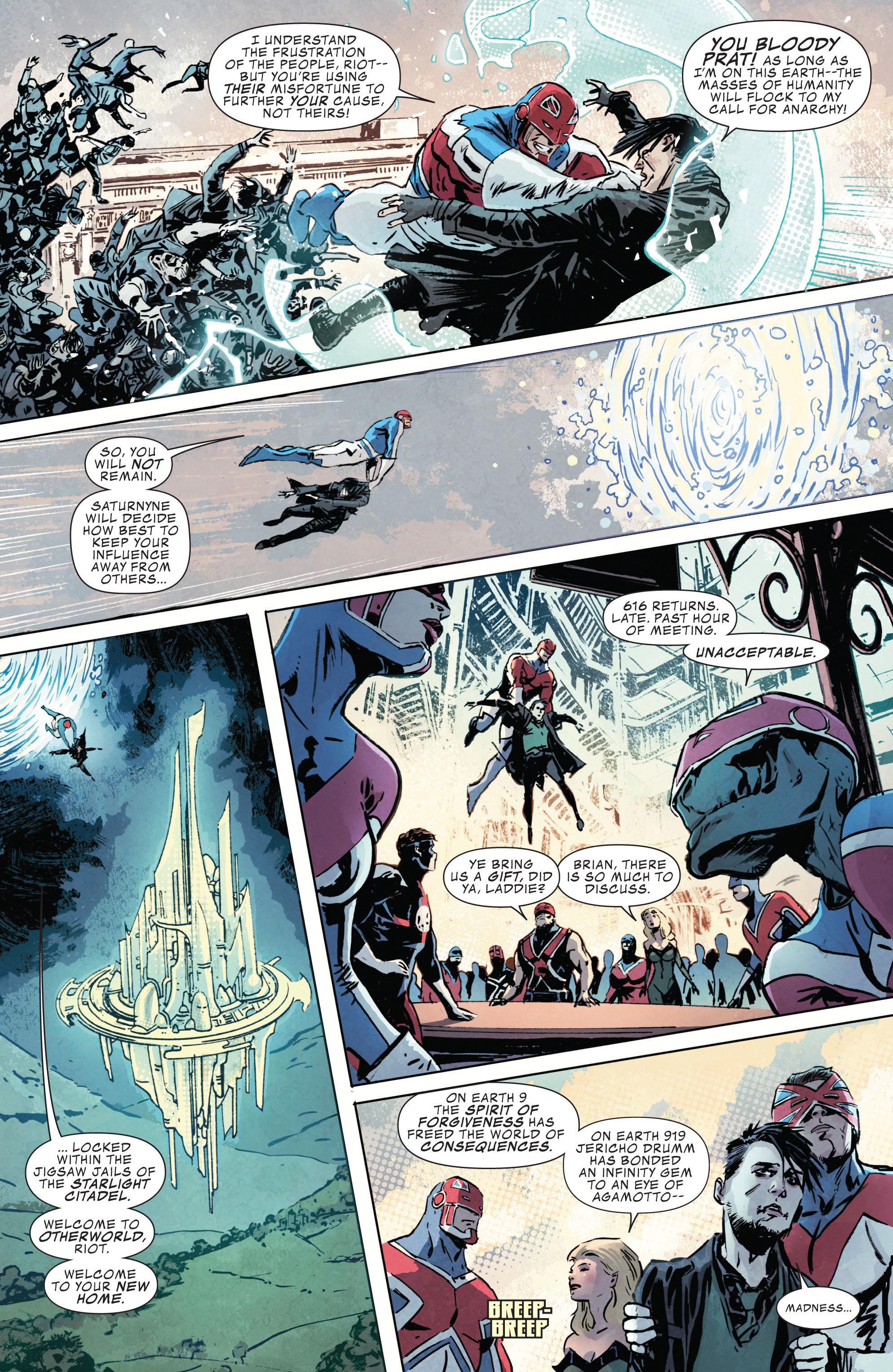 Read online Secret Avengers (2010) comic -  Issue #22 - 8