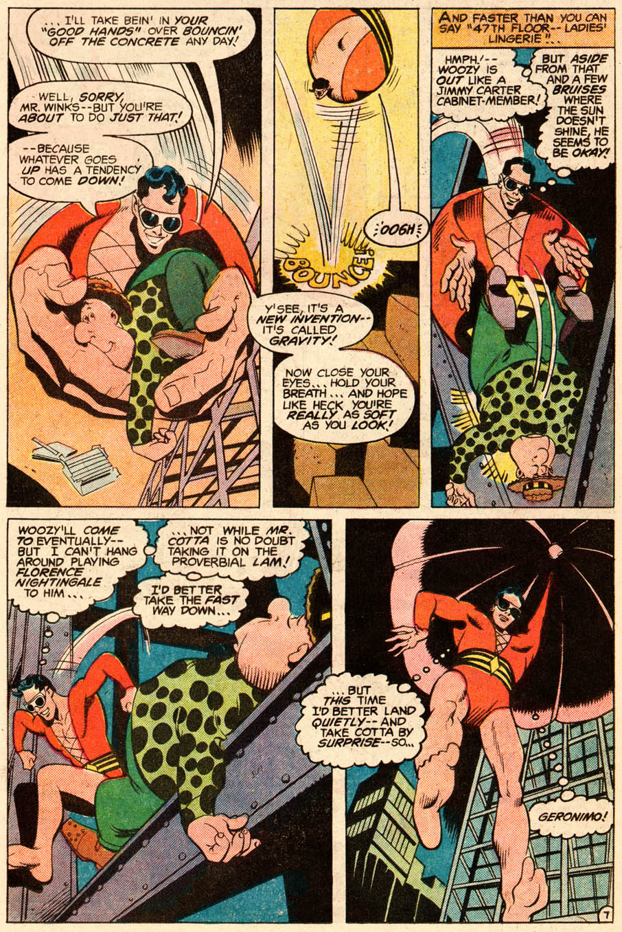 Read online Adventure Comics (1938) comic -  Issue #471 - 8