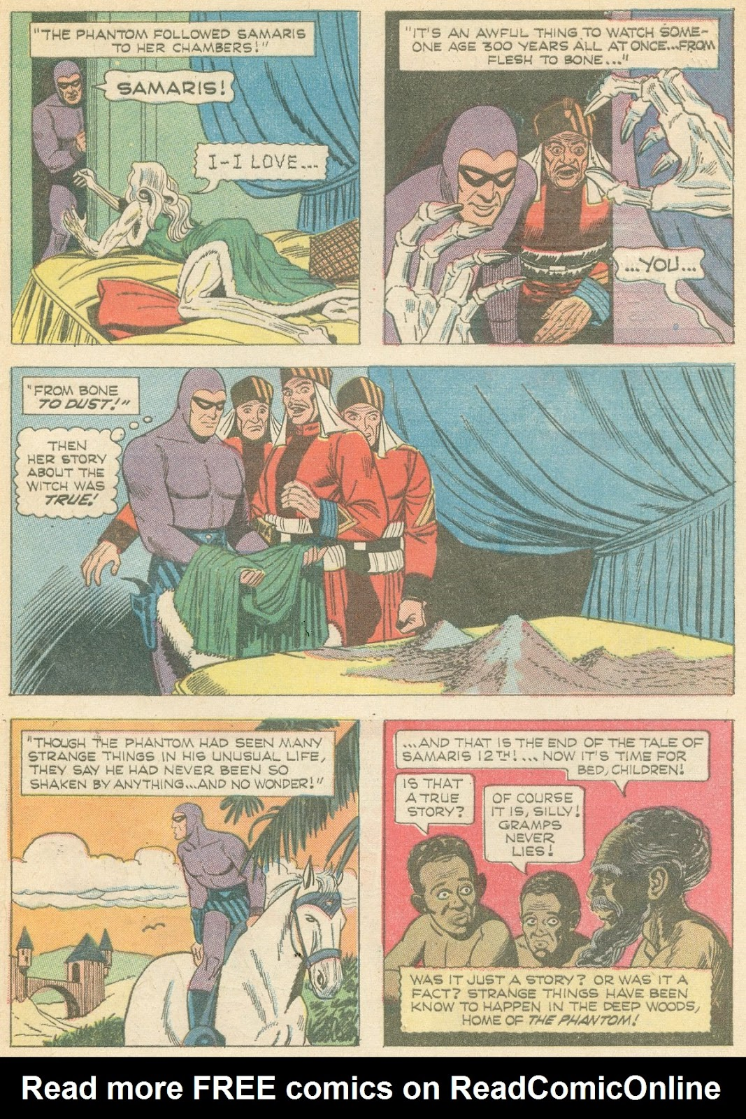 The Phantom (1962) issue 17 - Page 33
