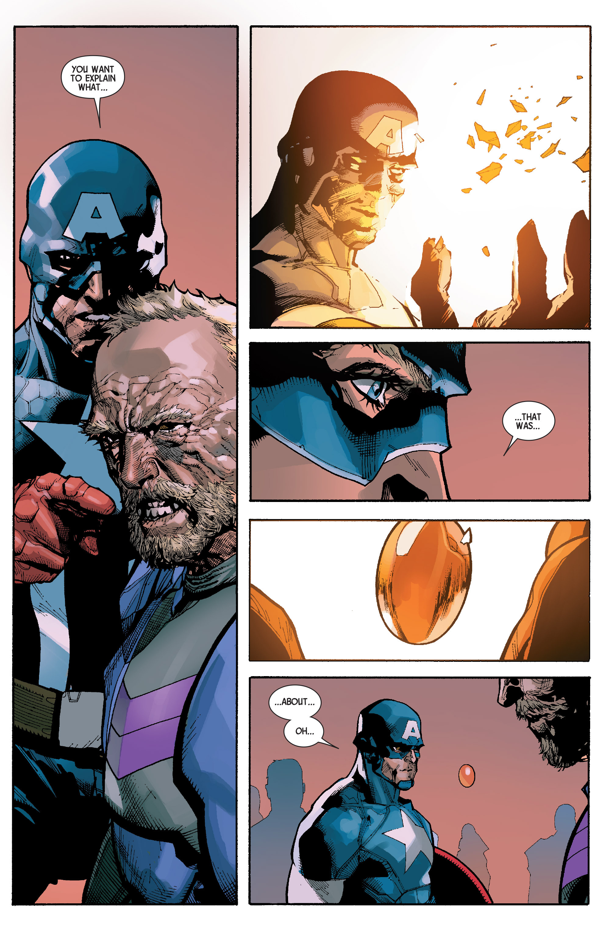 Read online Avengers (2013) comic -  Issue #30 - 19