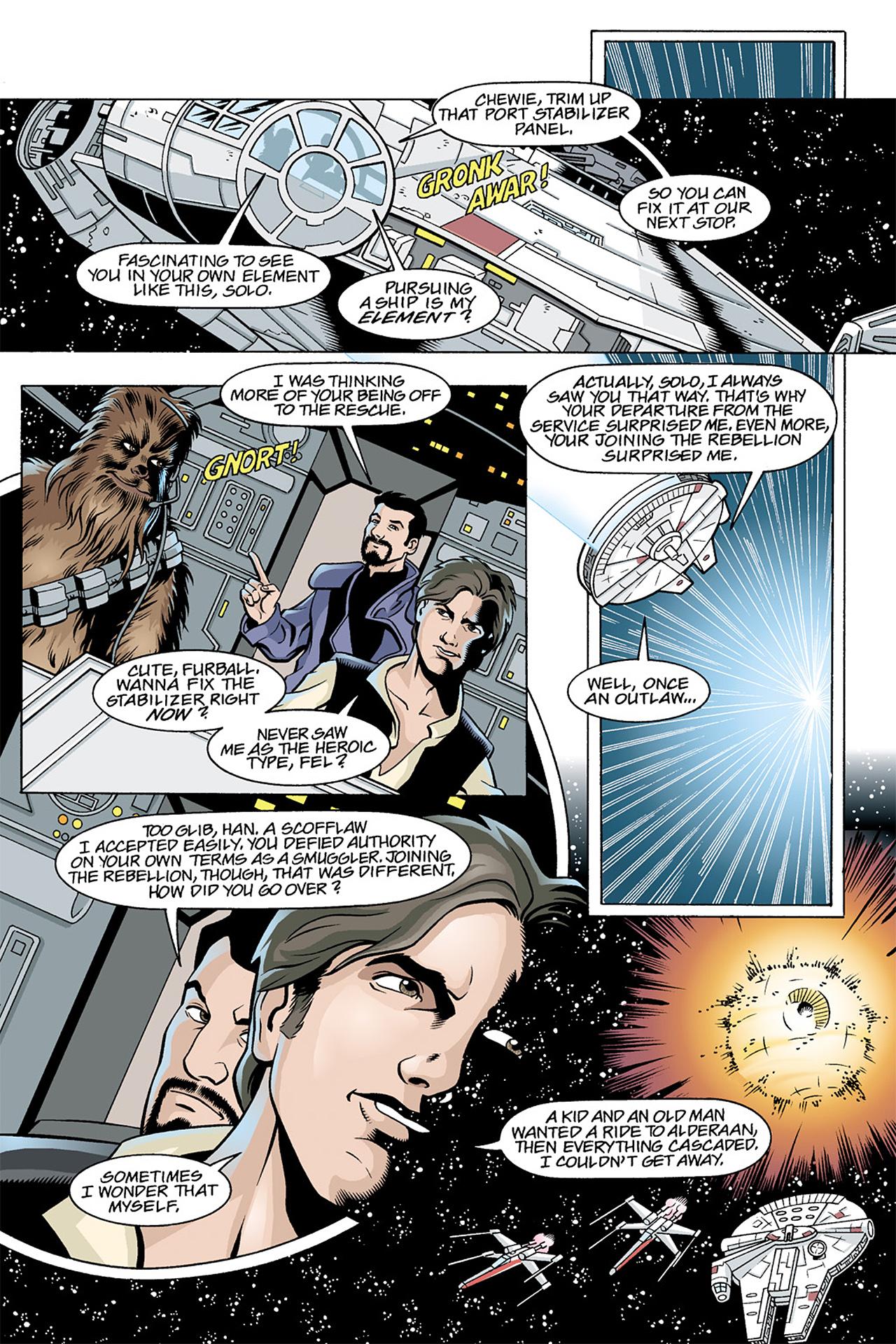 Read online Star Wars Omnibus comic -  Issue # Vol. 3 - 216