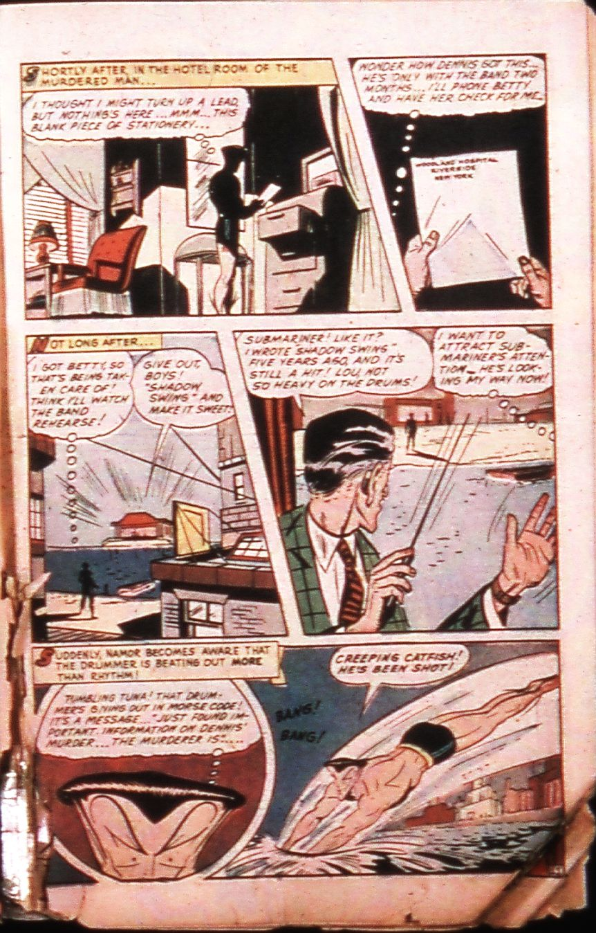 Marvel Mystery Comics (1939) issue 75 - Page 20