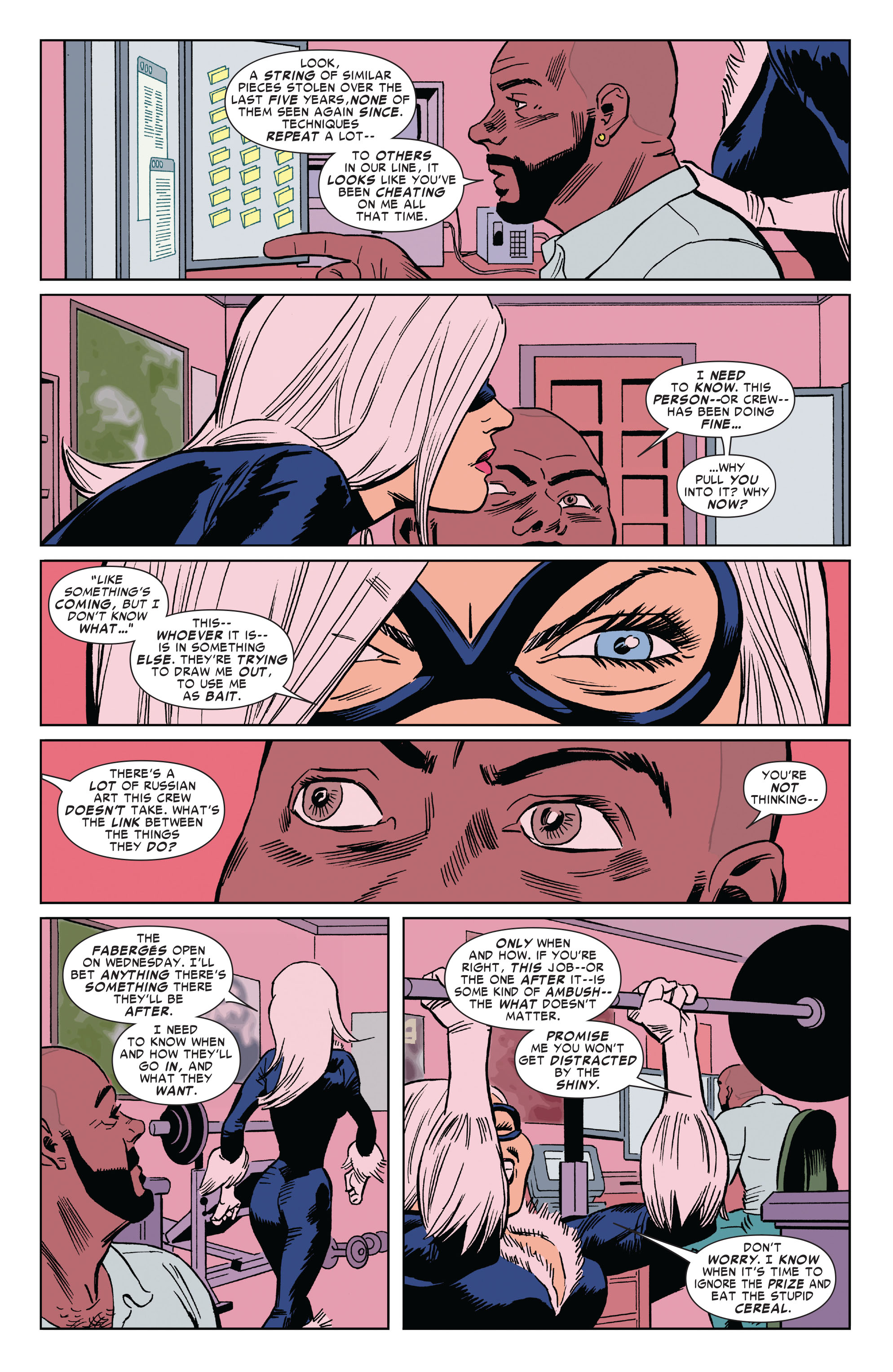Read online Amazing Spider-Man Presents: Black Cat comic -  Issue #1 - 14