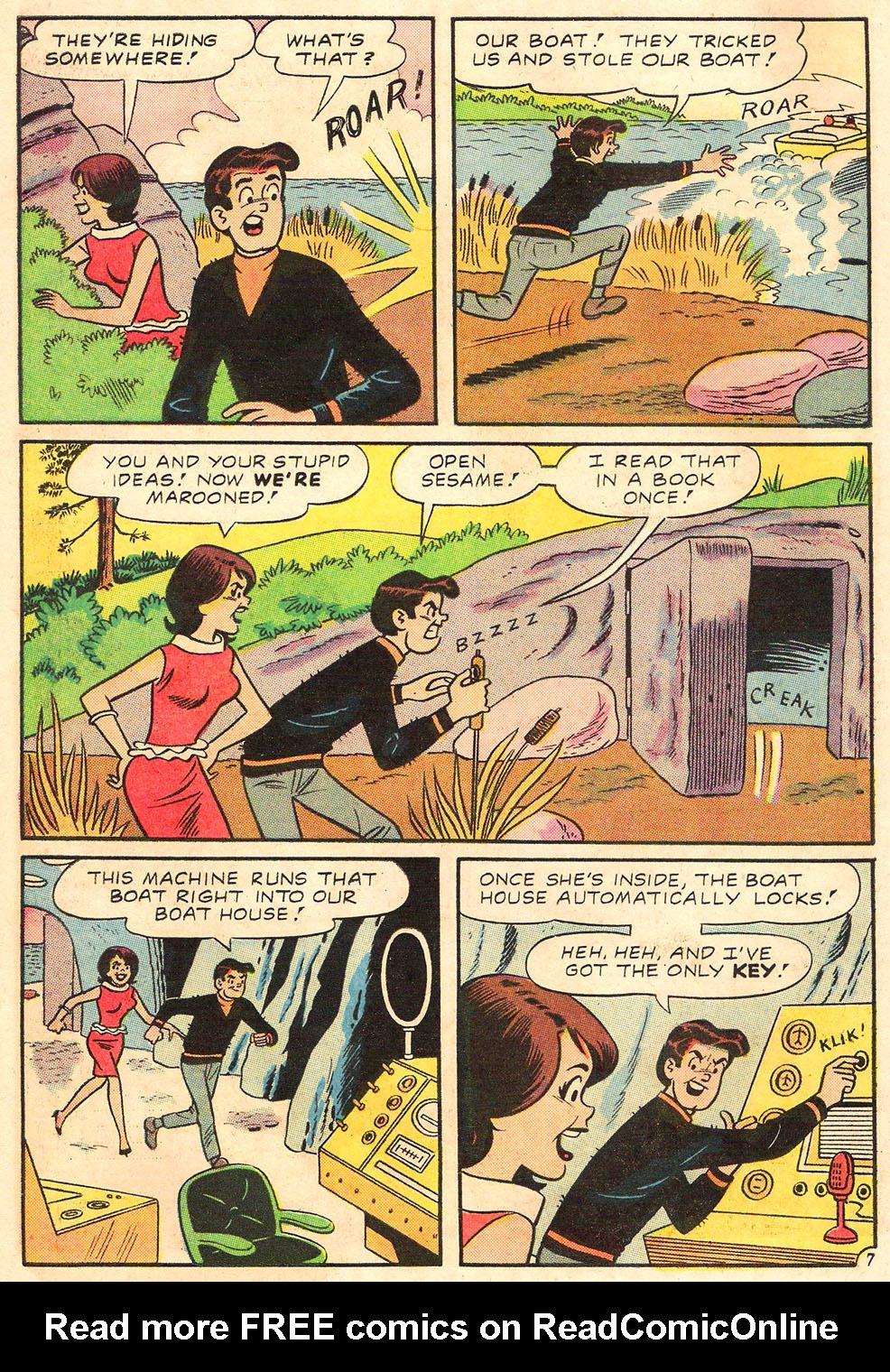 Read online She's Josie comic -  Issue #19 - 10