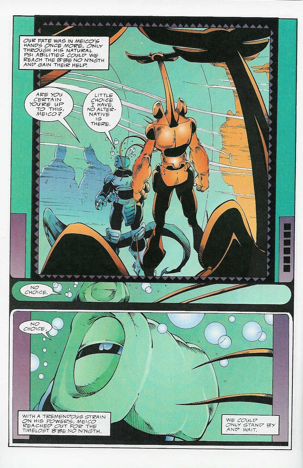 Alien Legion: On the Edge issue 2 - Page 11