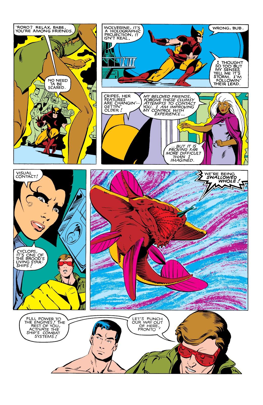 Uncanny X-Men (1963) issue 165 - Page 22