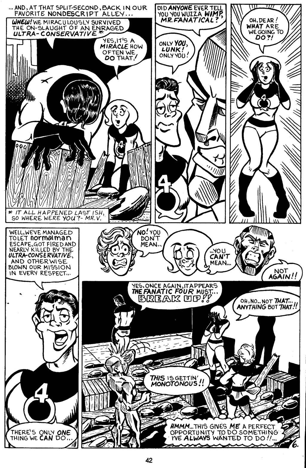 Read online Normalman - The Novel comic -  Issue # TPB (Part 1) - 46