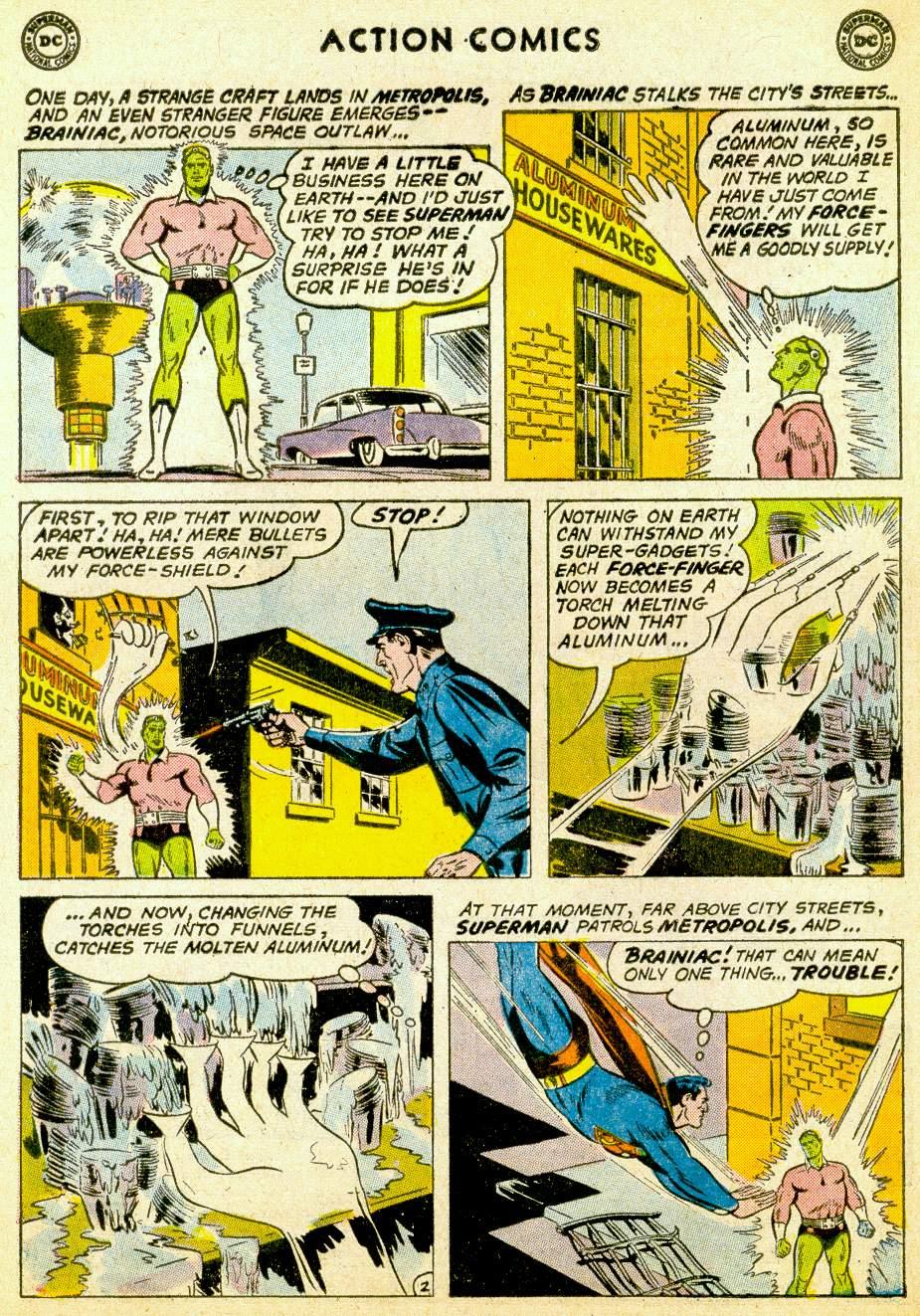Action Comics (1938) 275 Page 3