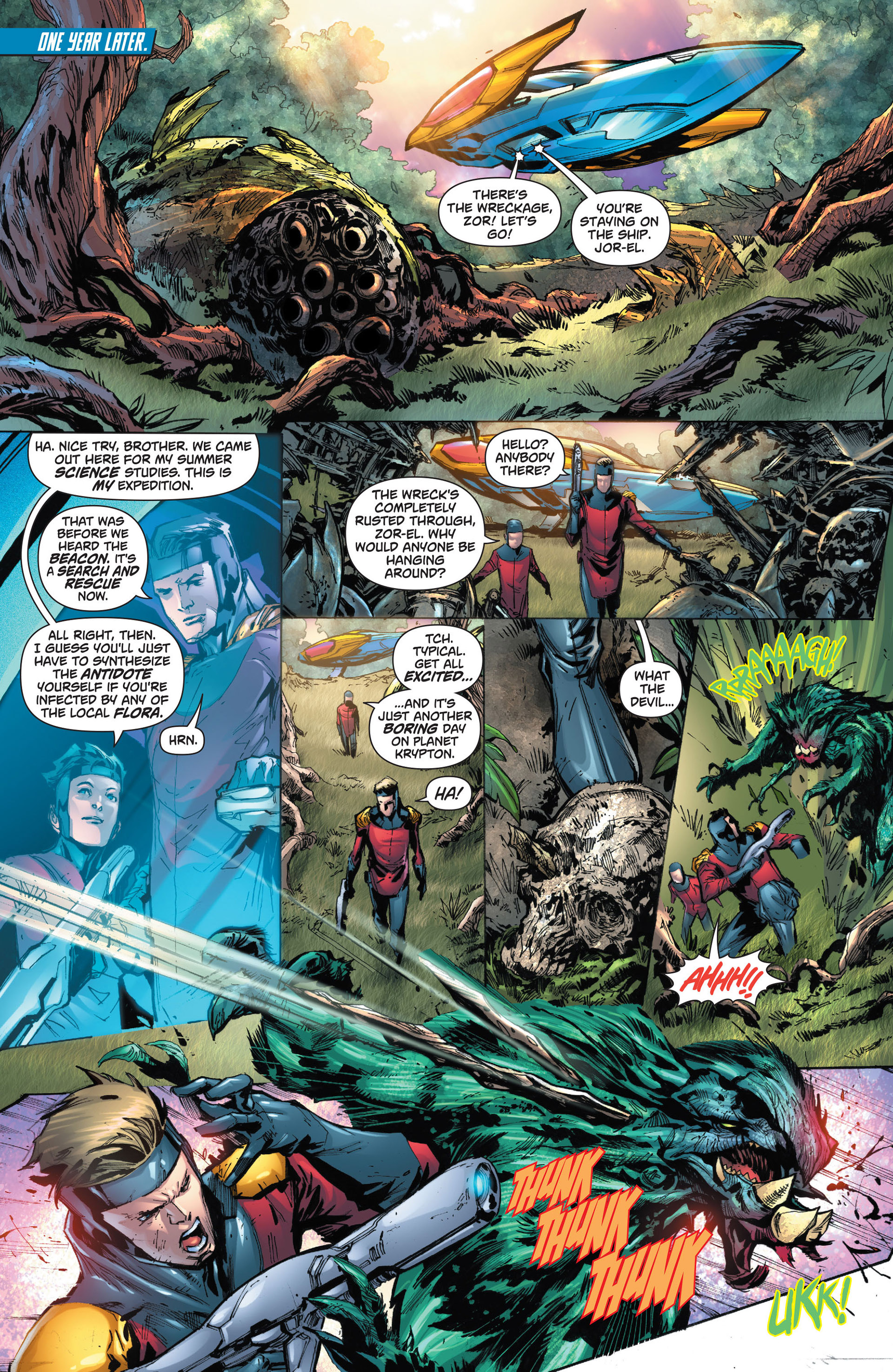 Read online Action Comics (2011) comic -  Issue #23.2 - 6
