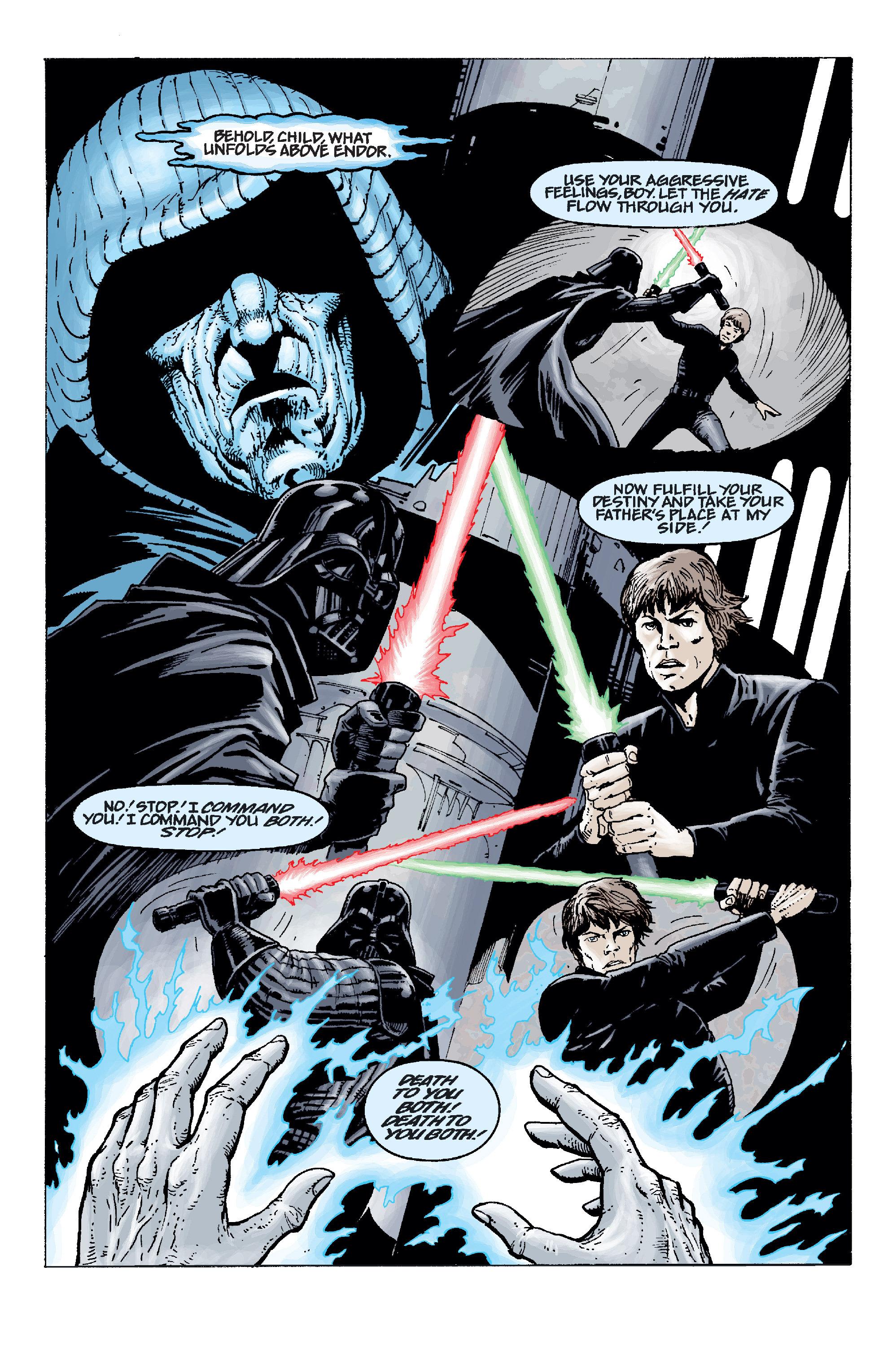 Read online Star Wars Omnibus comic -  Issue # Vol. 11 - 198