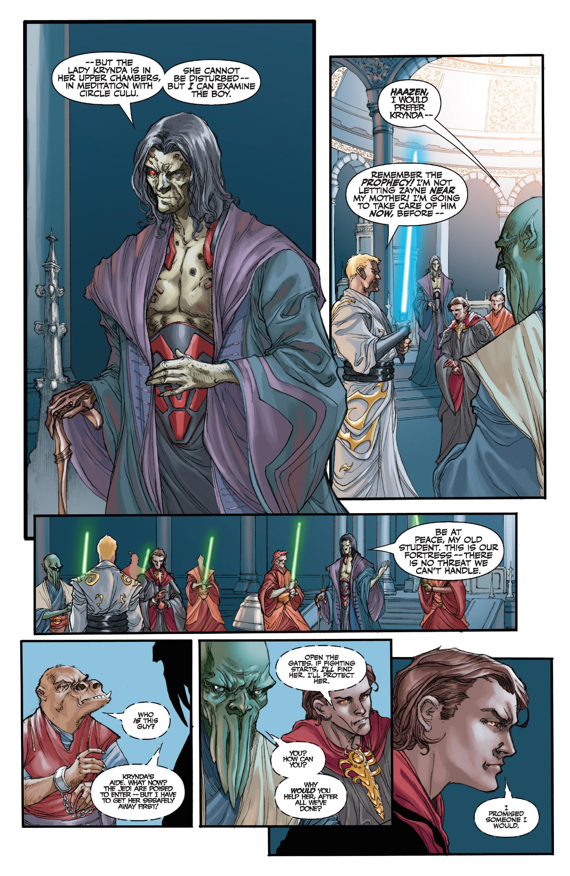Read online Star Wars Omnibus comic -  Issue # Vol. 32 - 310