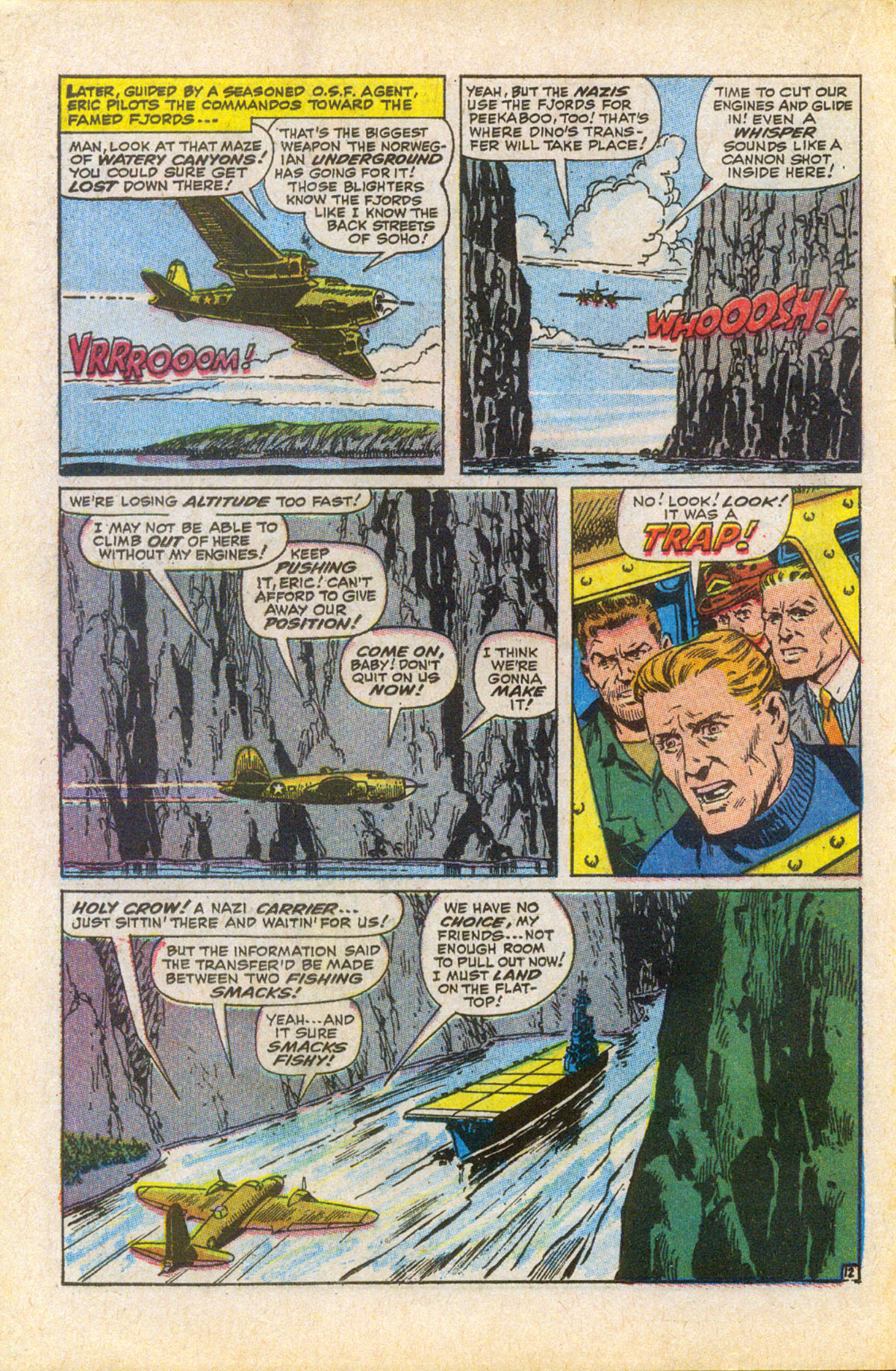Read online Sgt. Fury comic -  Issue #58 - 18