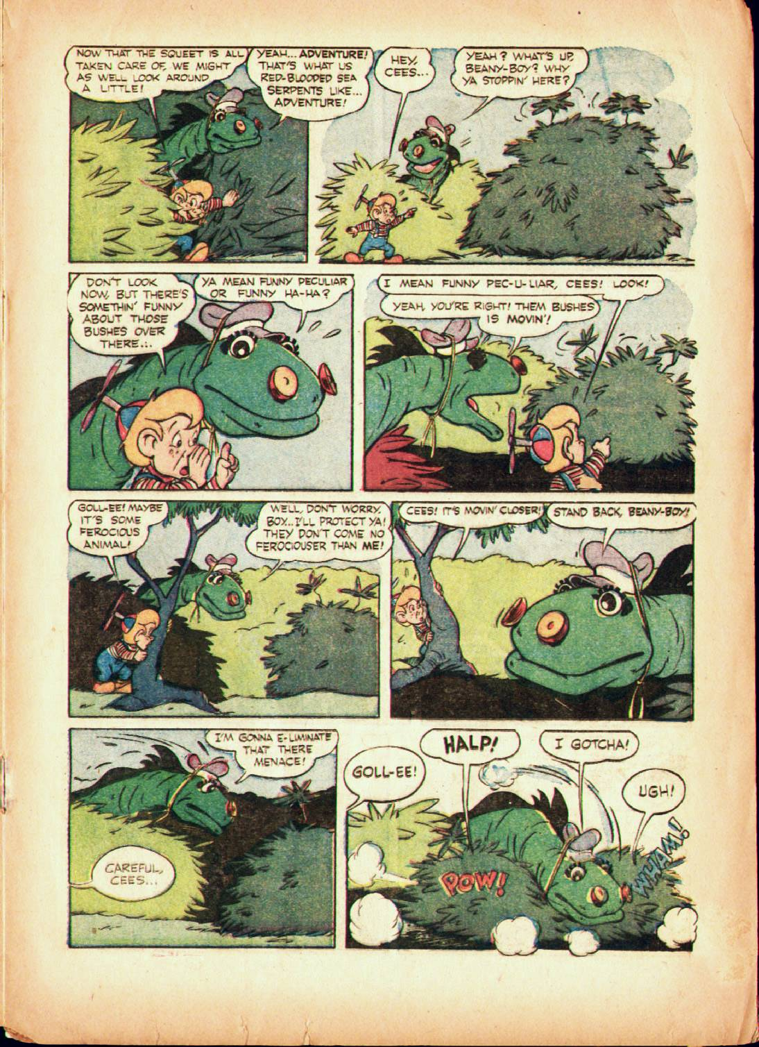 Four Color Comics issue 368 - Page 17