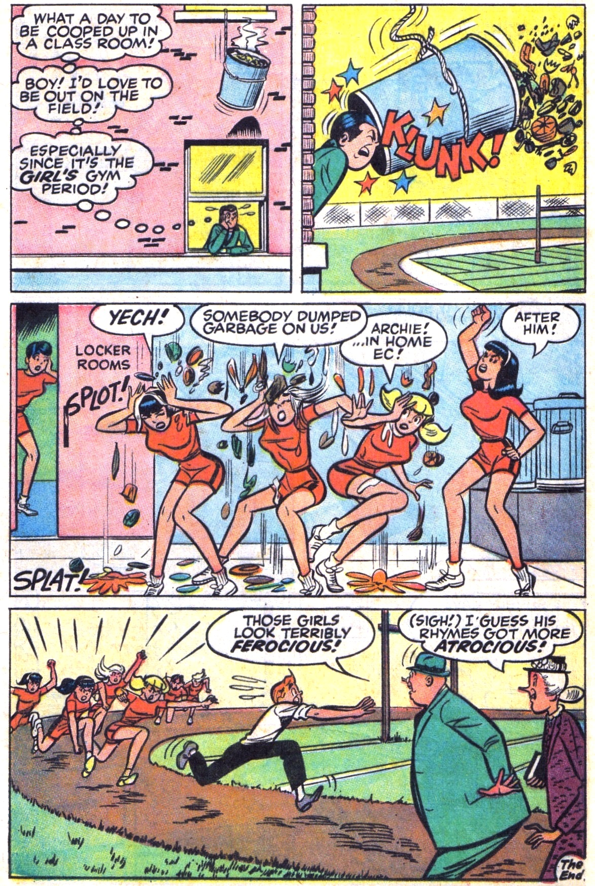 Read online Archie (1960) comic -  Issue #179 - 24