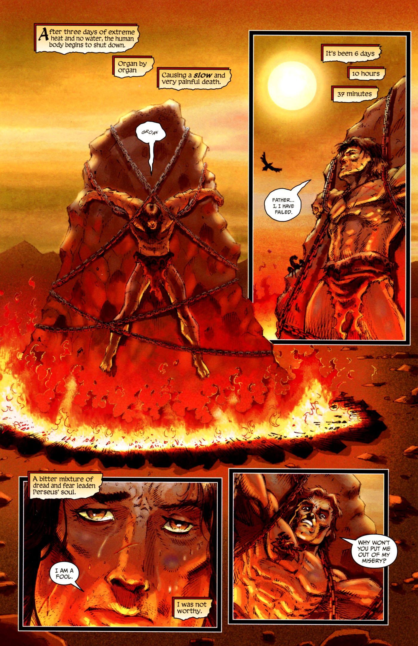 Read online Wrath of the Titans comic -  Issue #4 - 3