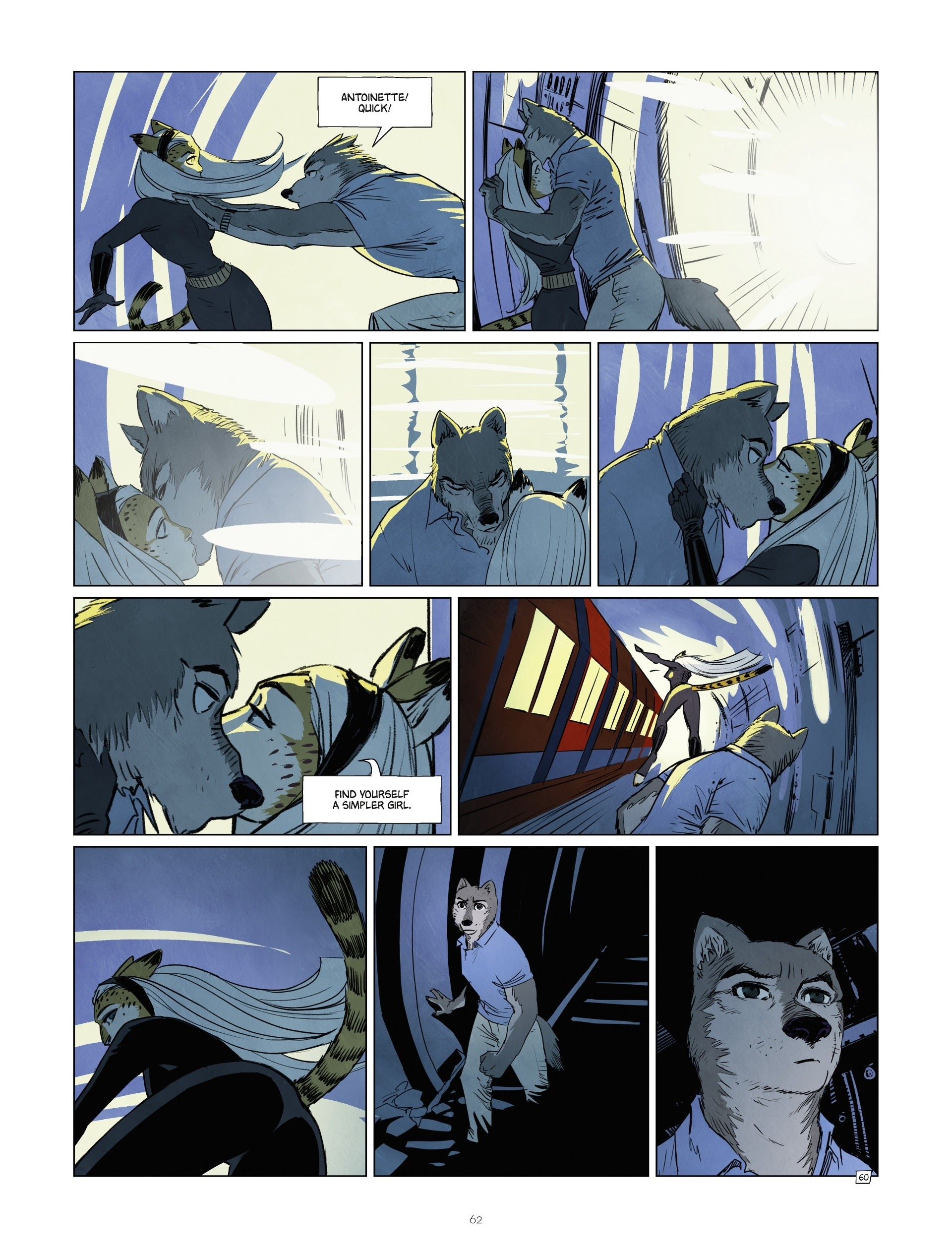 Read online Jack Wolfgang comic -  Issue #3 - 64