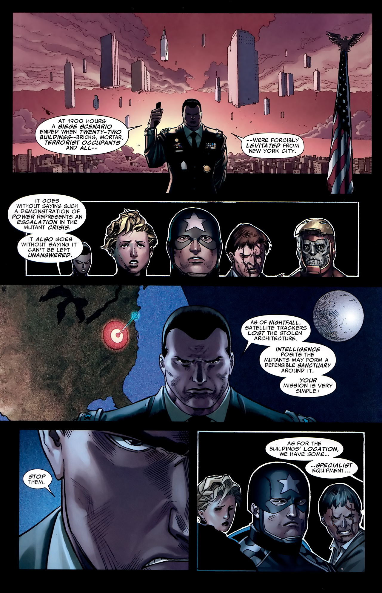 Read online Age of X: Universe comic -  Issue #1 - 16