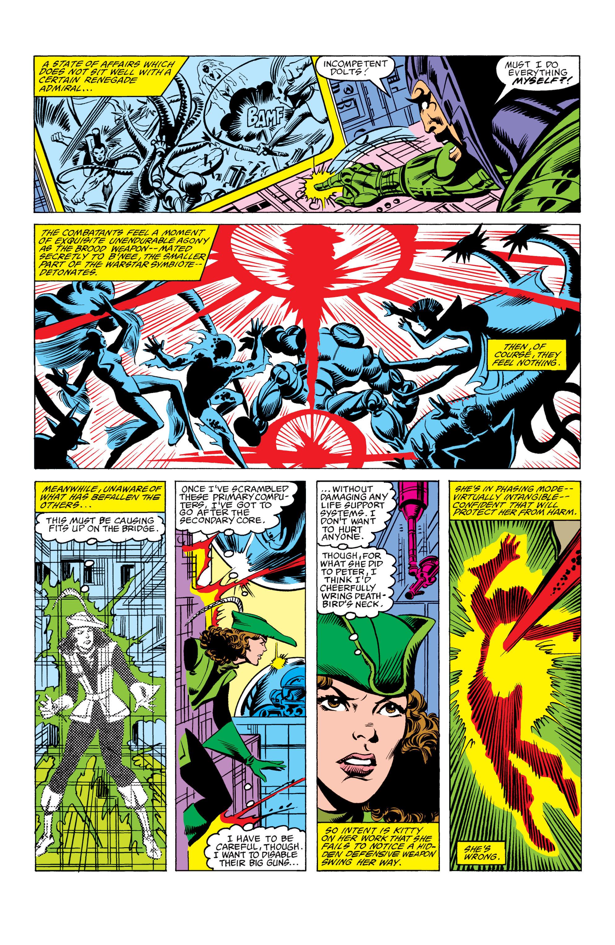 Read online Uncanny X-Men (1963) comic -  Issue #157 - 21