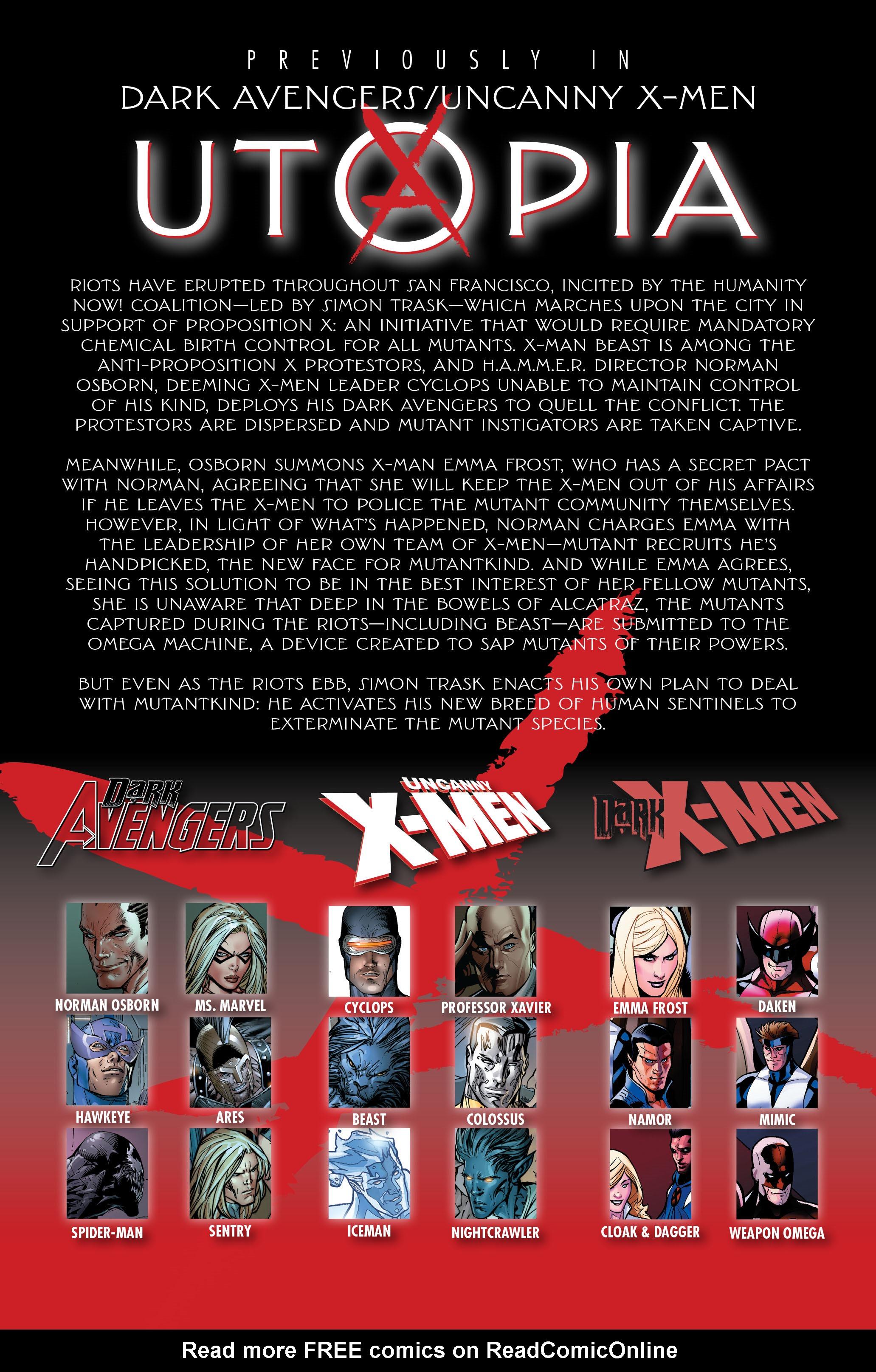 Read online Uncanny X-Men (1963) comic -  Issue #514 - 2