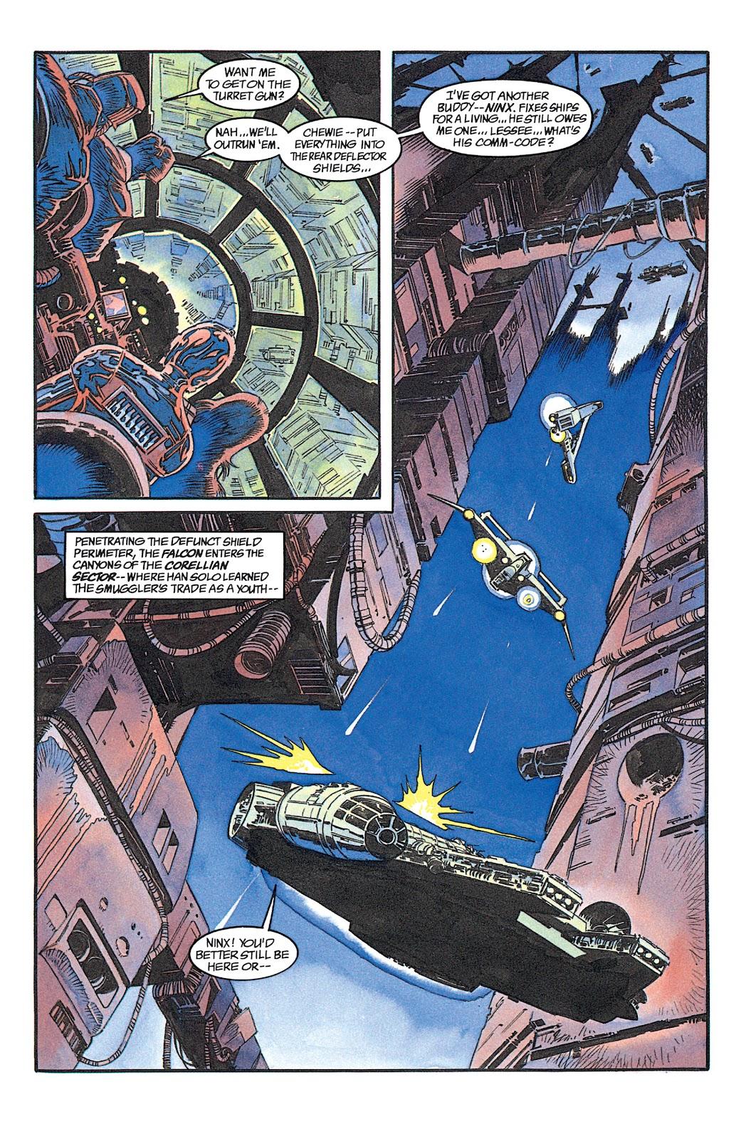 Read online Star Wars: Dark Empire Trilogy comic -  Issue # TPB (Part 1) - 73