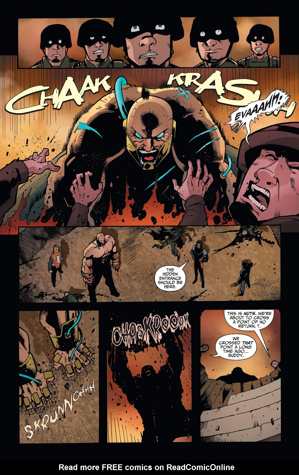 Read online Incidentals comic -  Issue #17 - 13