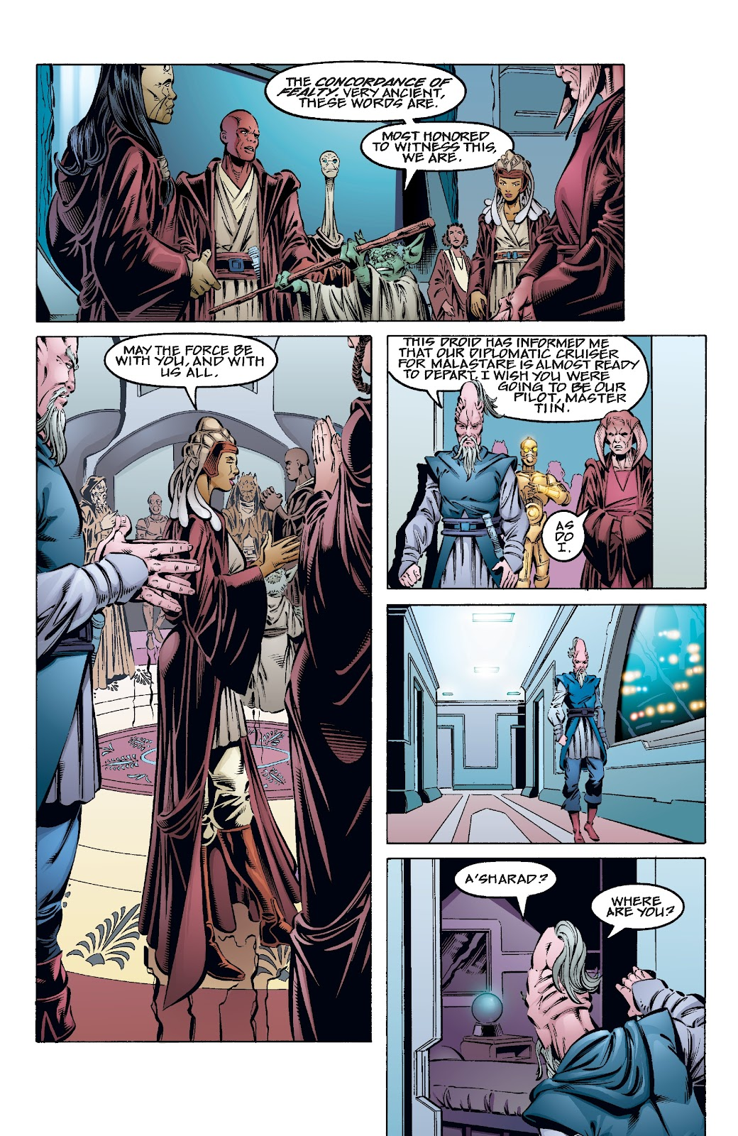 Read online Star Wars Legends Epic Collection: The Menace Revealed comic -  Issue # TPB (Part 3) - 66