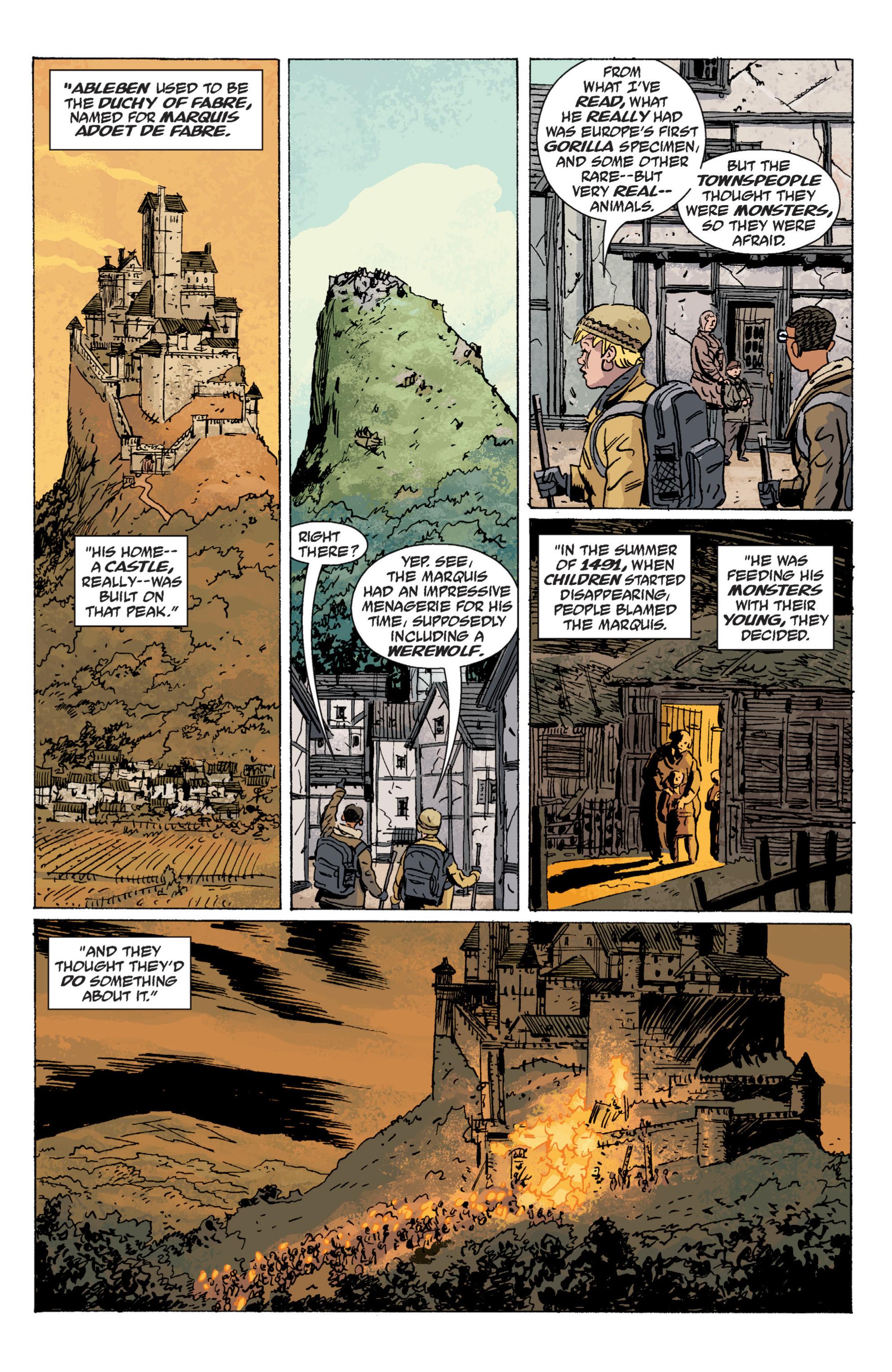 Read online B.P.R.D. (2003) comic -  Issue # TPB 6 - 14