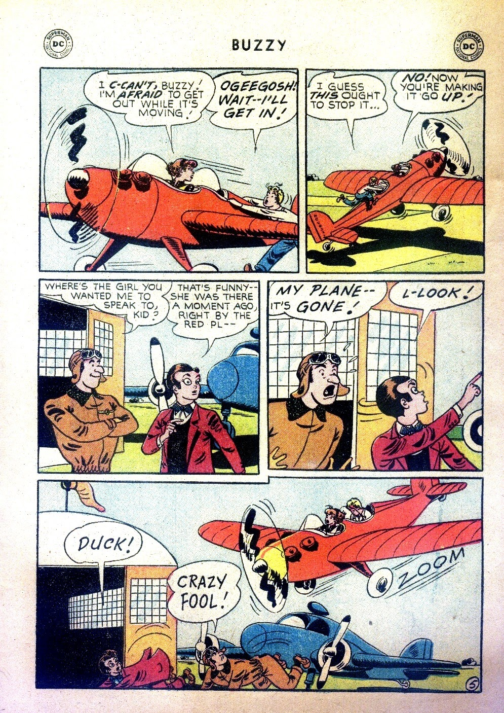 Buzzy issue 68 - Page 7
