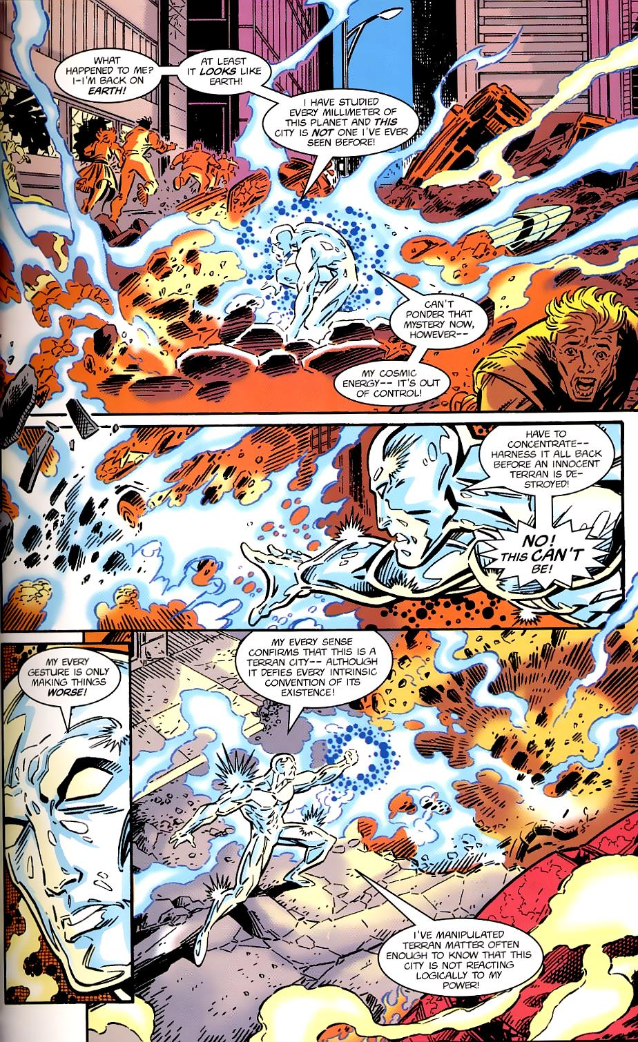 Read online Silver Surfer/Superman comic -  Issue # Full - 13