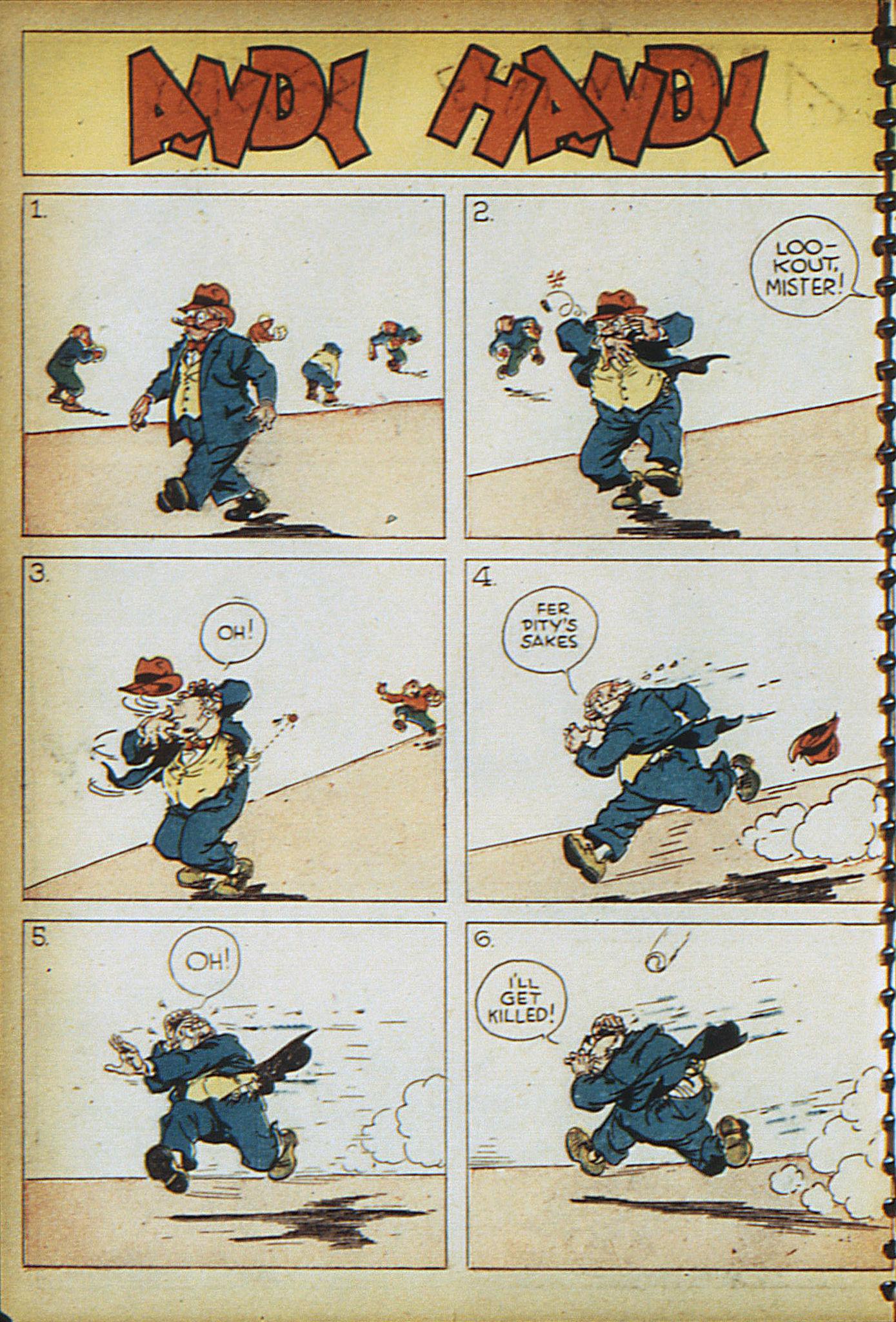 Read online Adventure Comics (1938) comic -  Issue #18 - 27