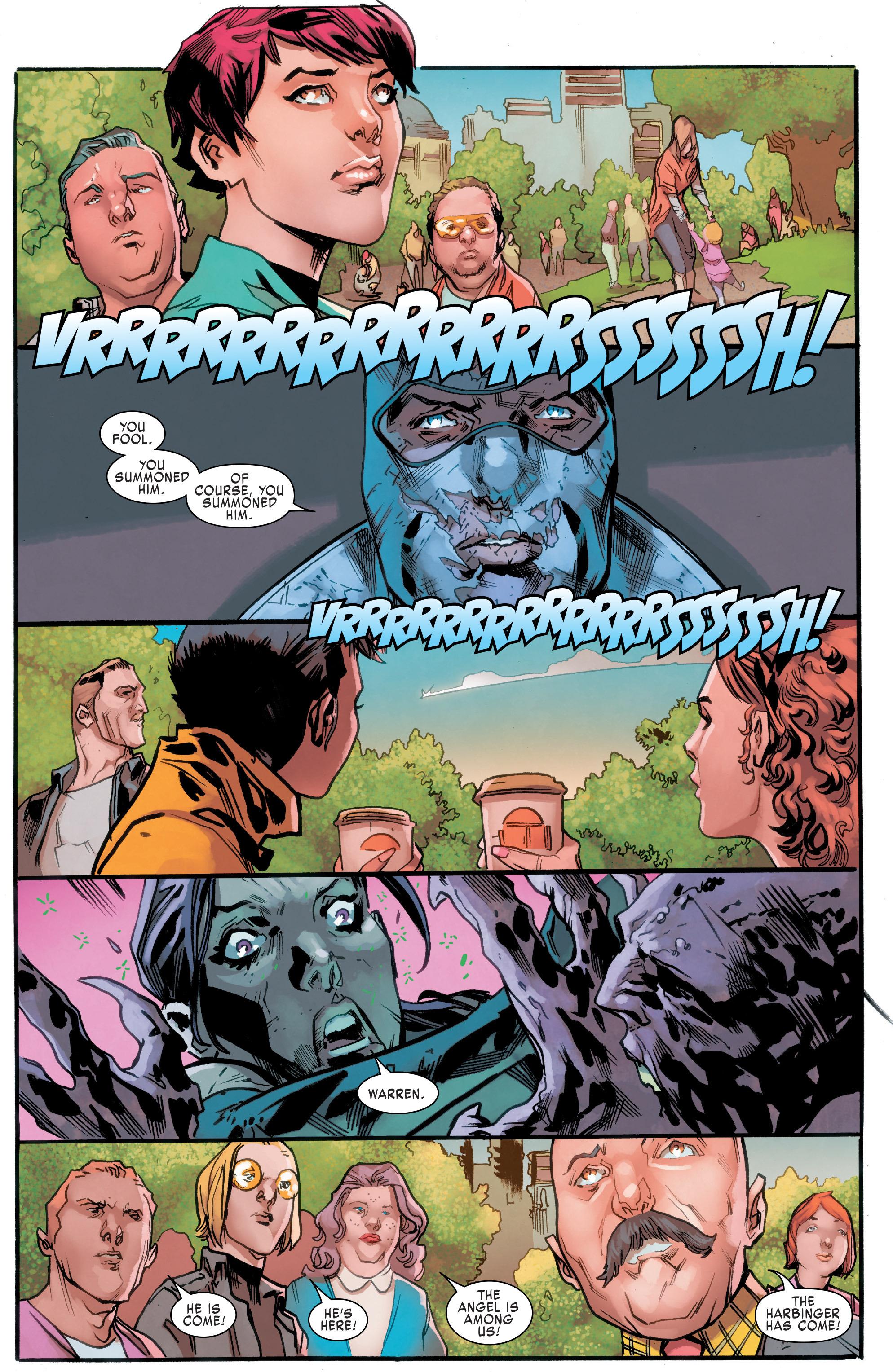 Read online Uncanny X-Men (2016) comic -  Issue #9 - 20
