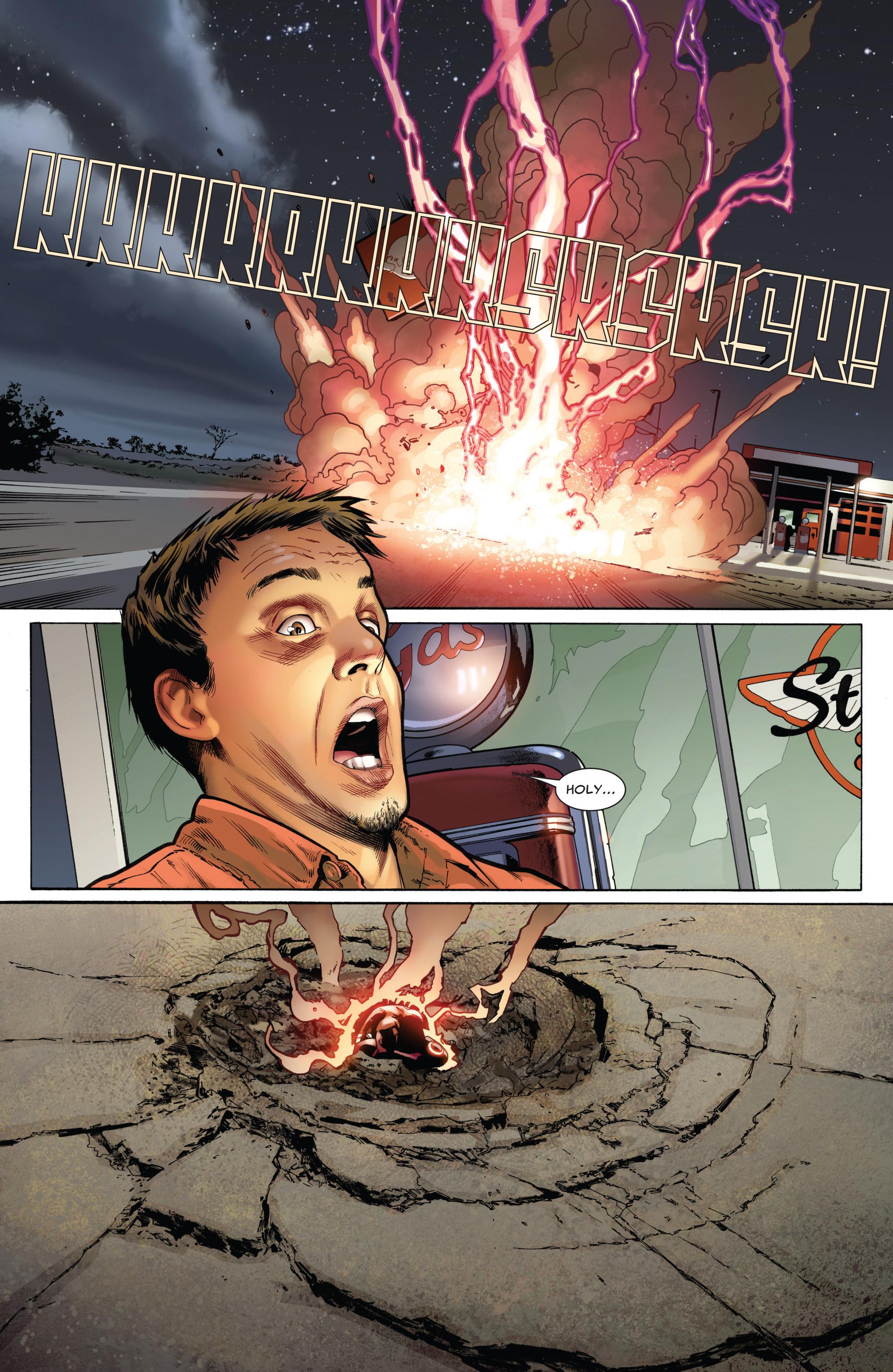 Read online Uncanny X-Men (1963) comic -  Issue #540 - 4