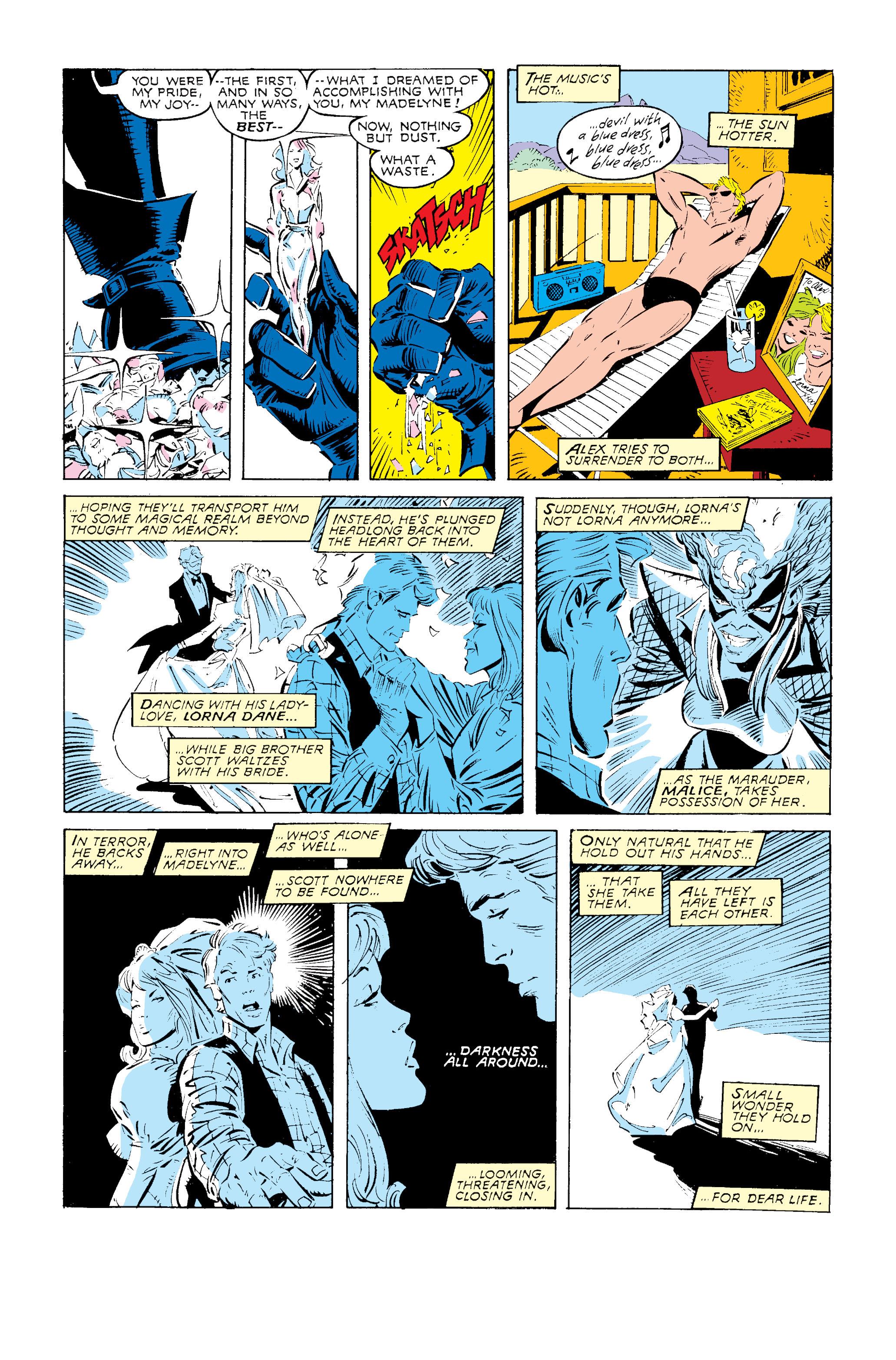 Read online Uncanny X-Men (1963) comic -  Issue #239 - 19