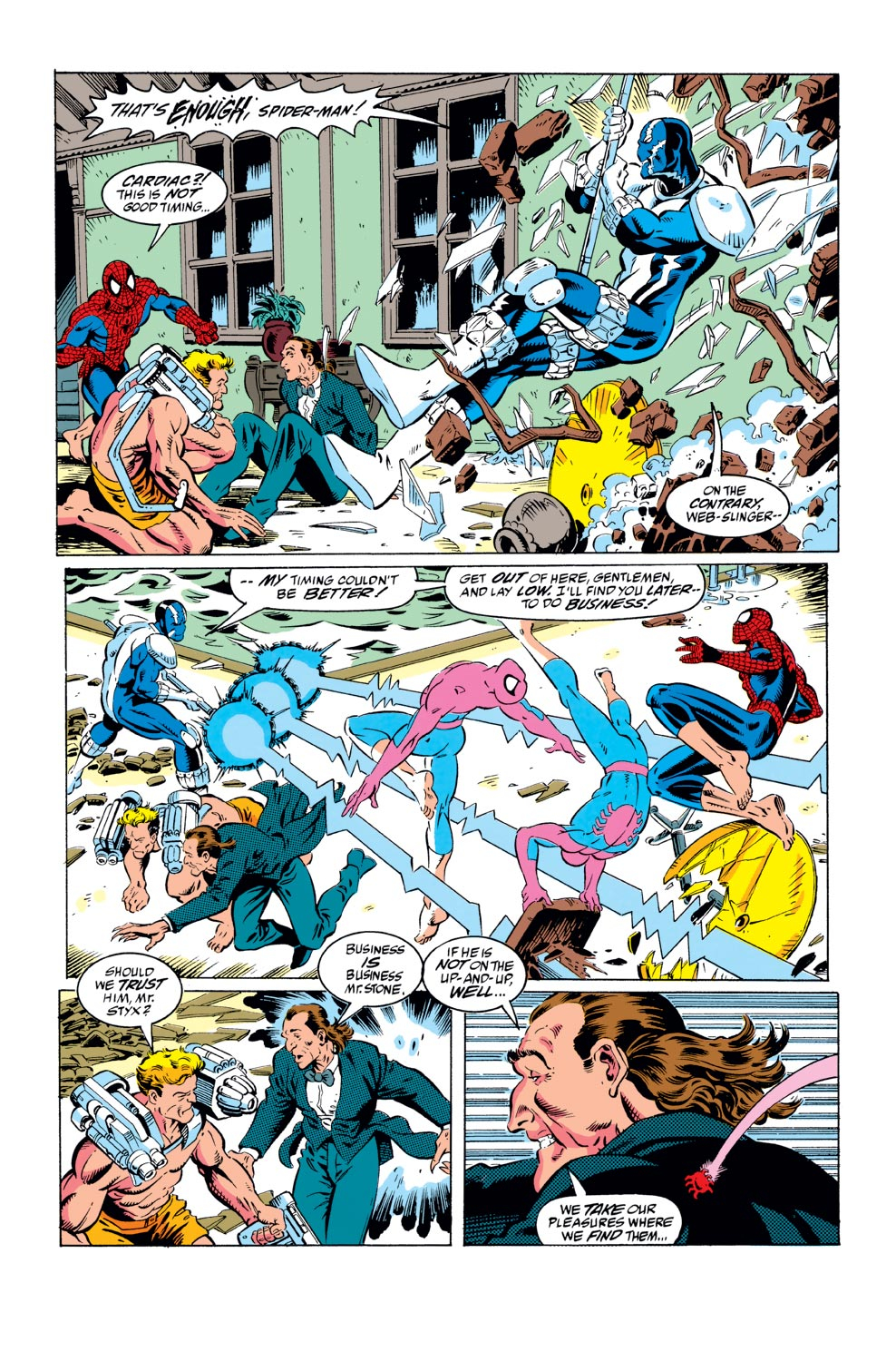 The Amazing Spider-Man (1963) 377 Page 5