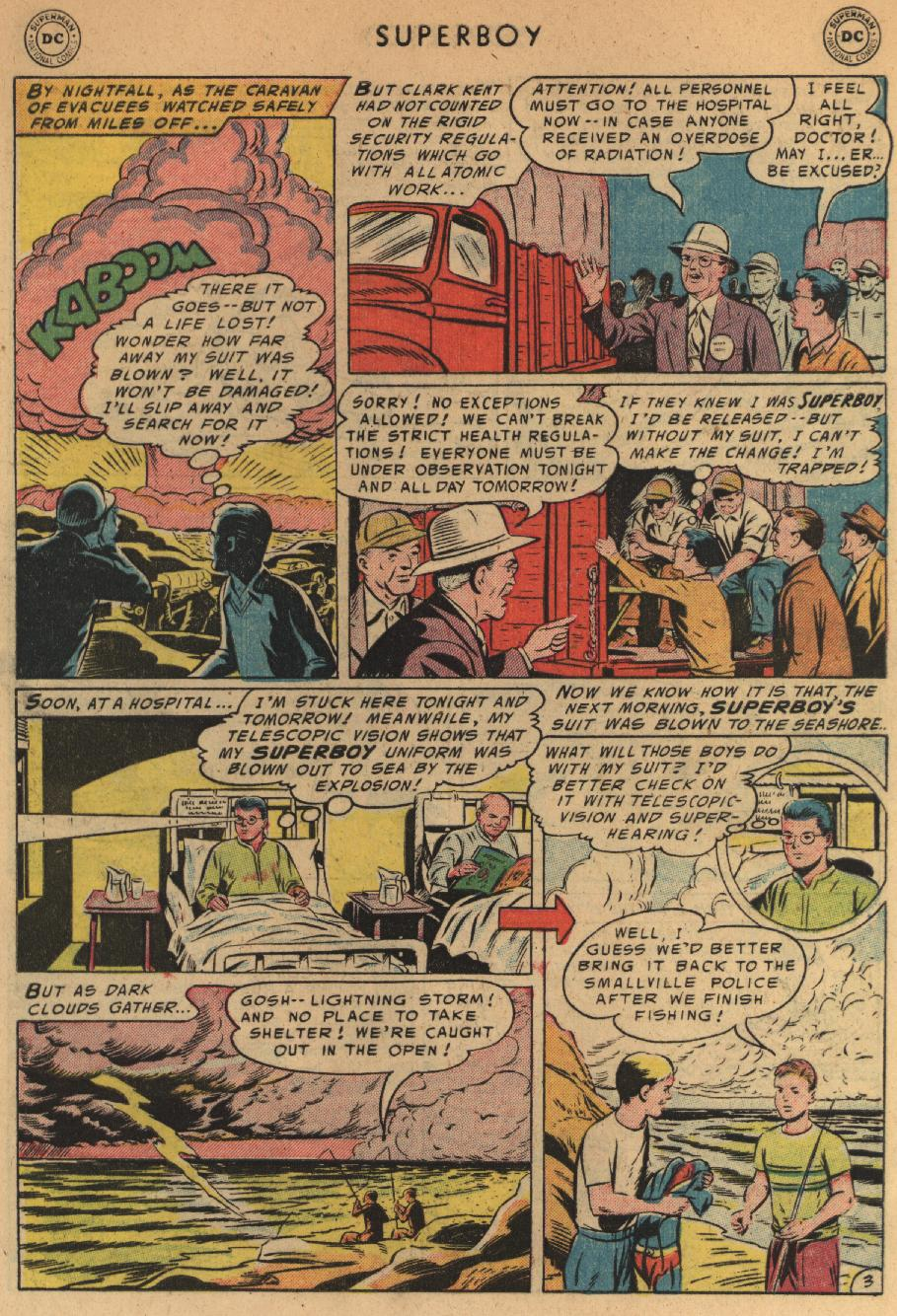 Superboy (1949) issue 44 - Page 4
