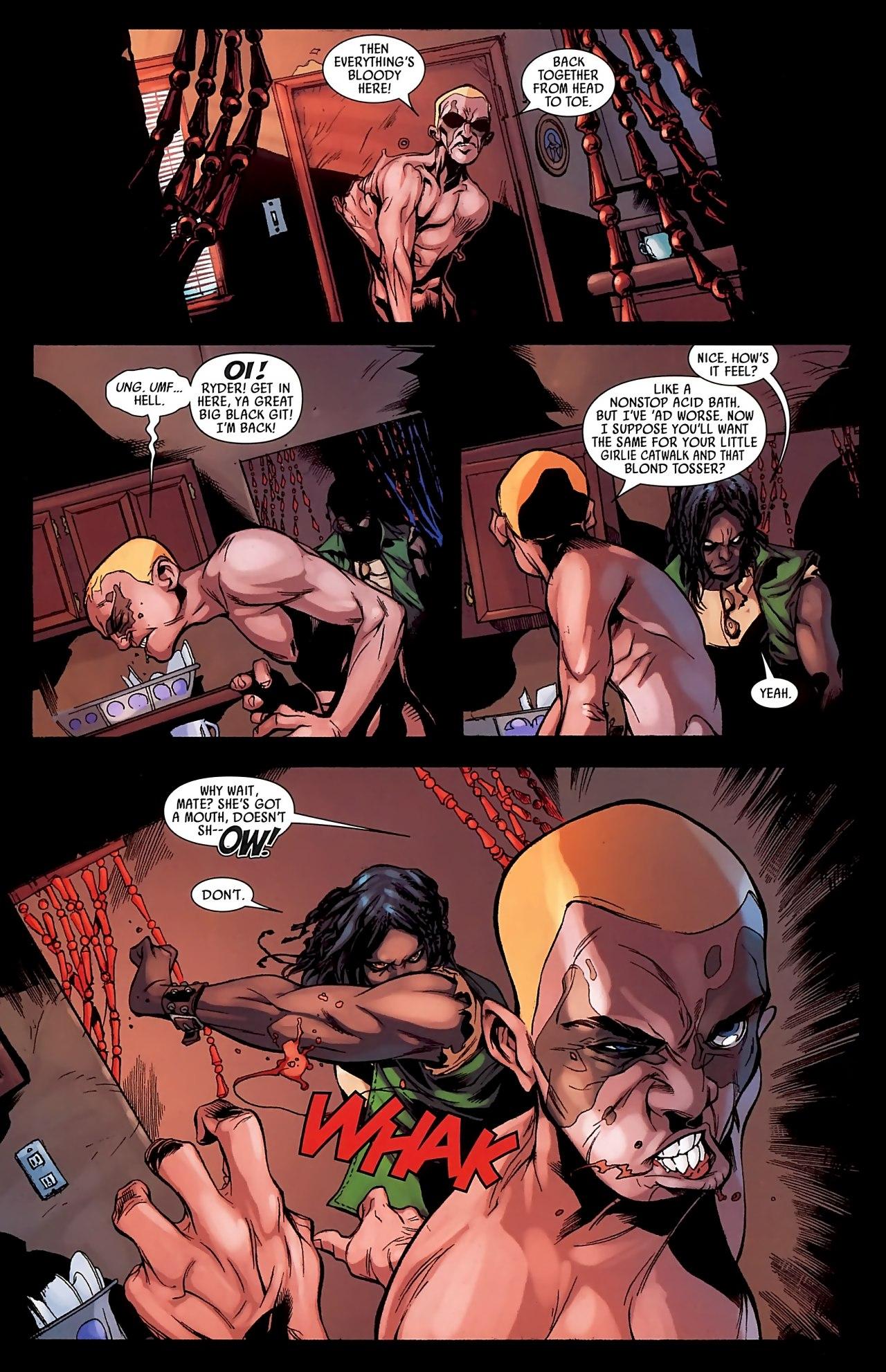 Read online Skrull Kill Krew (2009) comic -  Issue #3 - 9