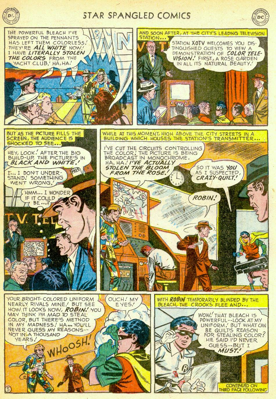 Star Spangled Comics (1941) issue 123 - Page 16