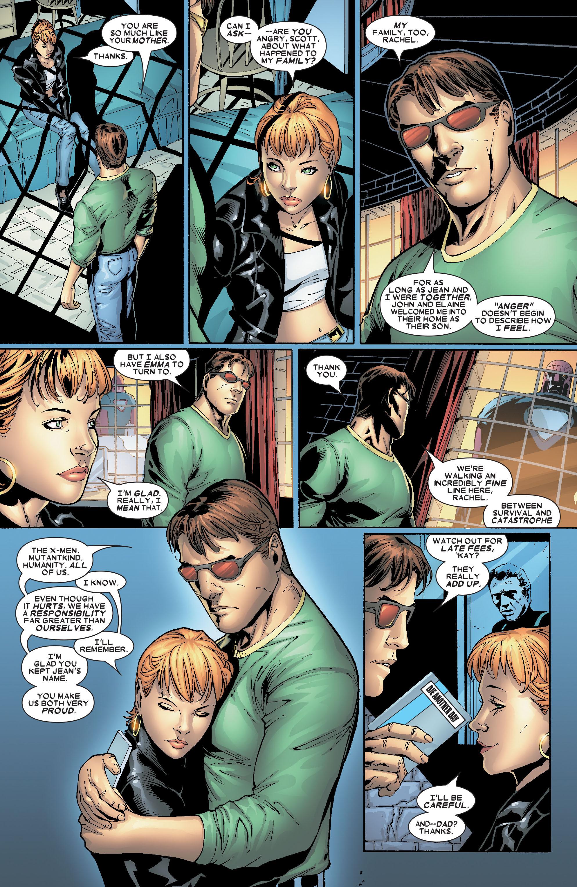 Read online Uncanny X-Men (1963) comic -  Issue #469 - 22