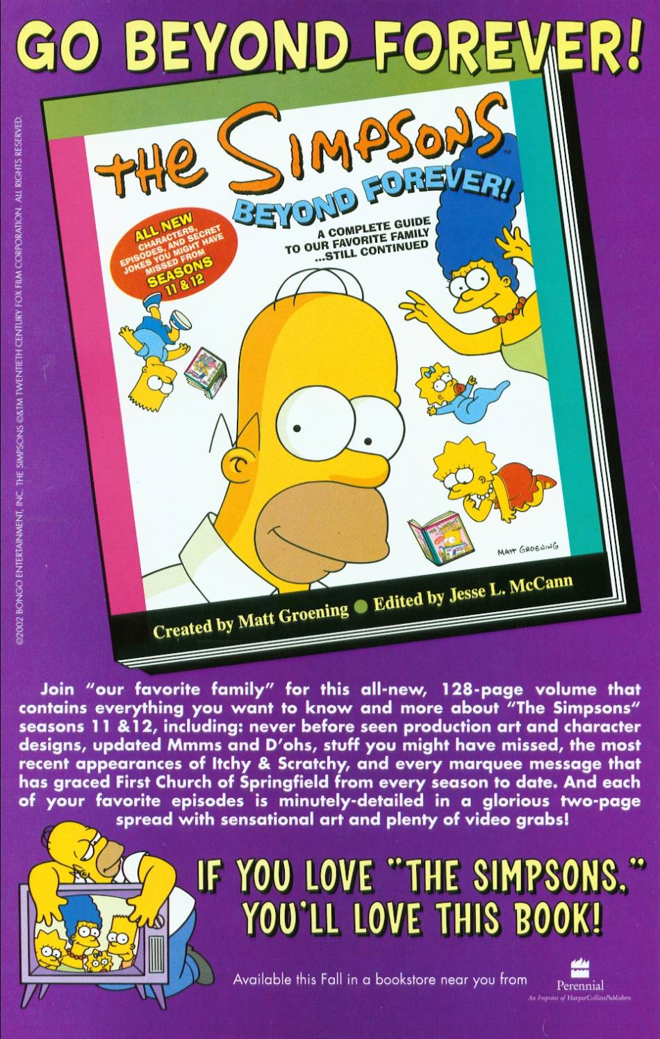 Read online Treehouse of Horror comic -  Issue #8 - 46
