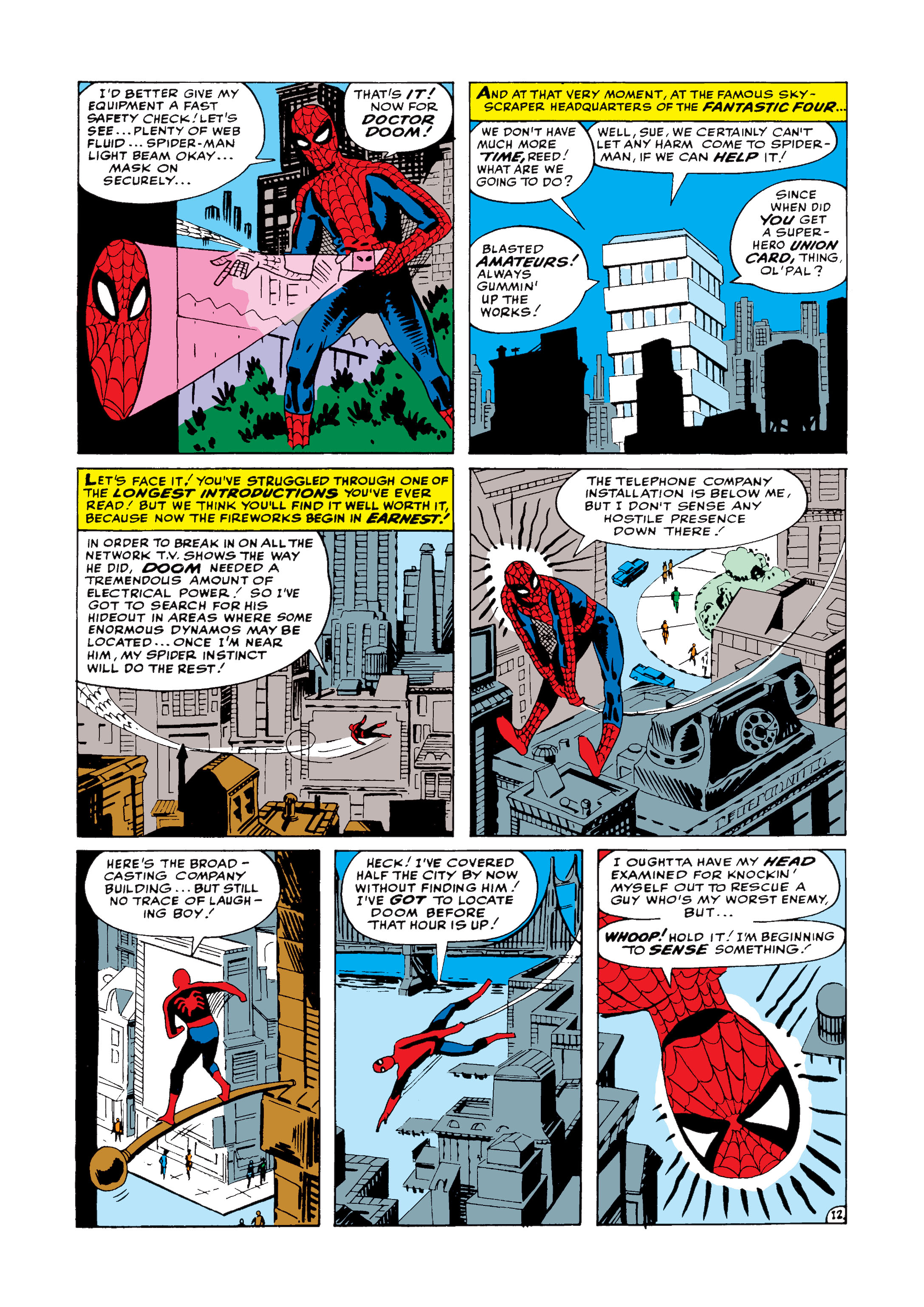 The Amazing Spider-Man (1963) 5 Page 12